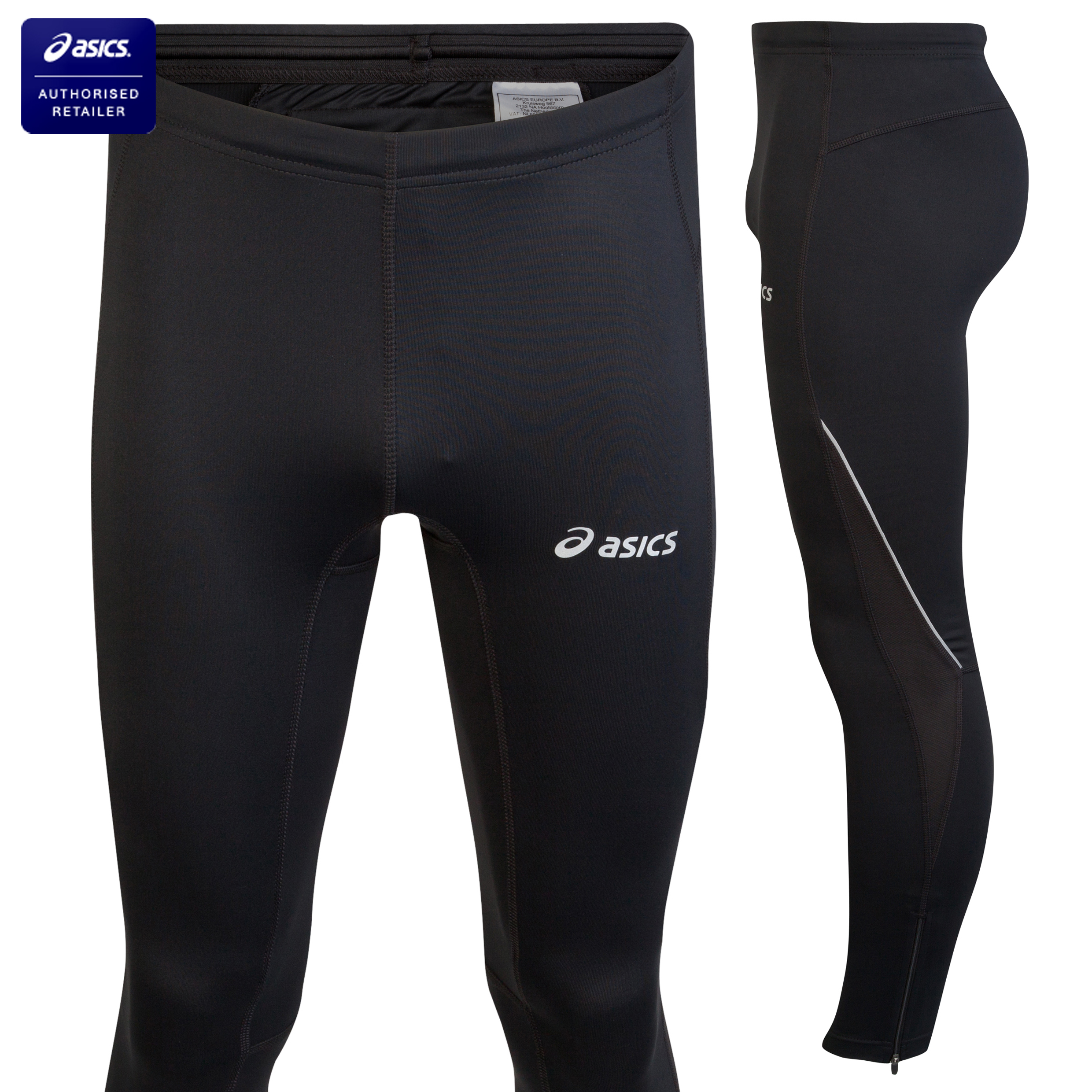 Asics Hermes Tights - Black