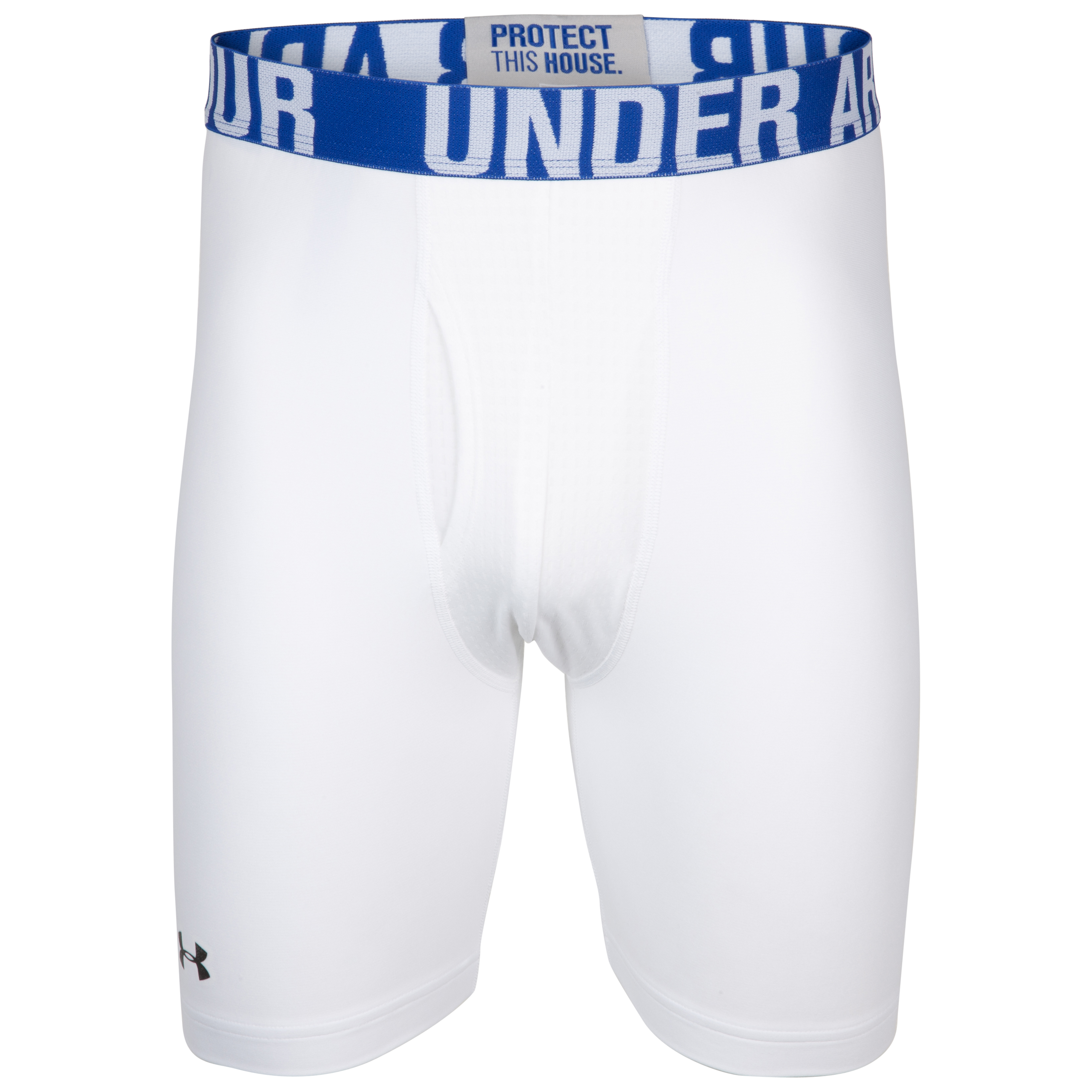 Under Armour Coldgear Compression Evo Shorts - White