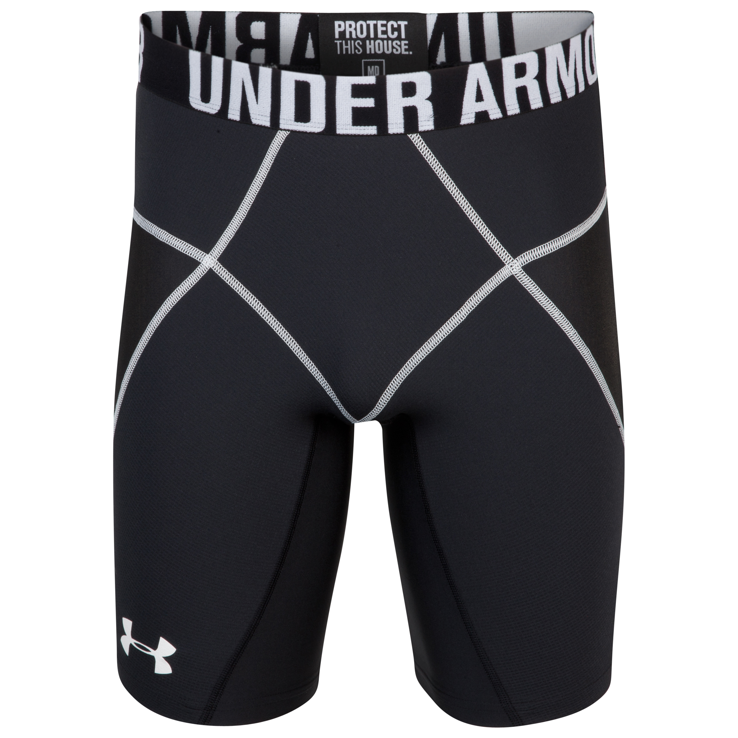 Under Armour Heatgear Core Lite Shorts - Black