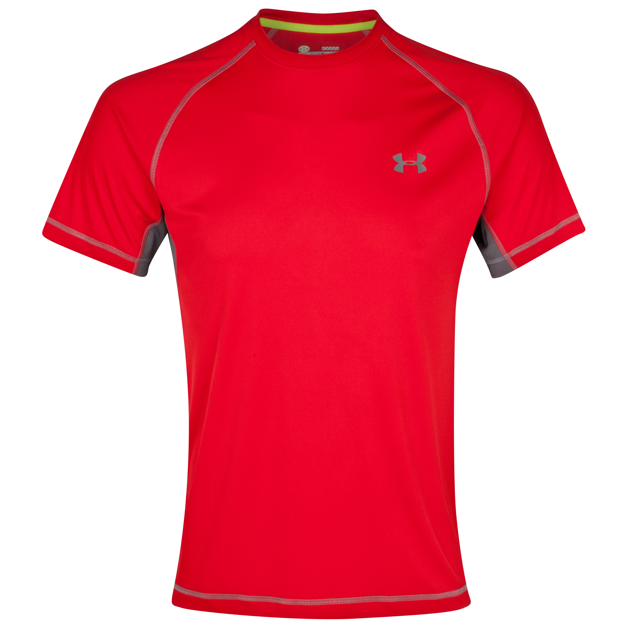 Under Armour Catalyst T-Shirt - Red/Graphite