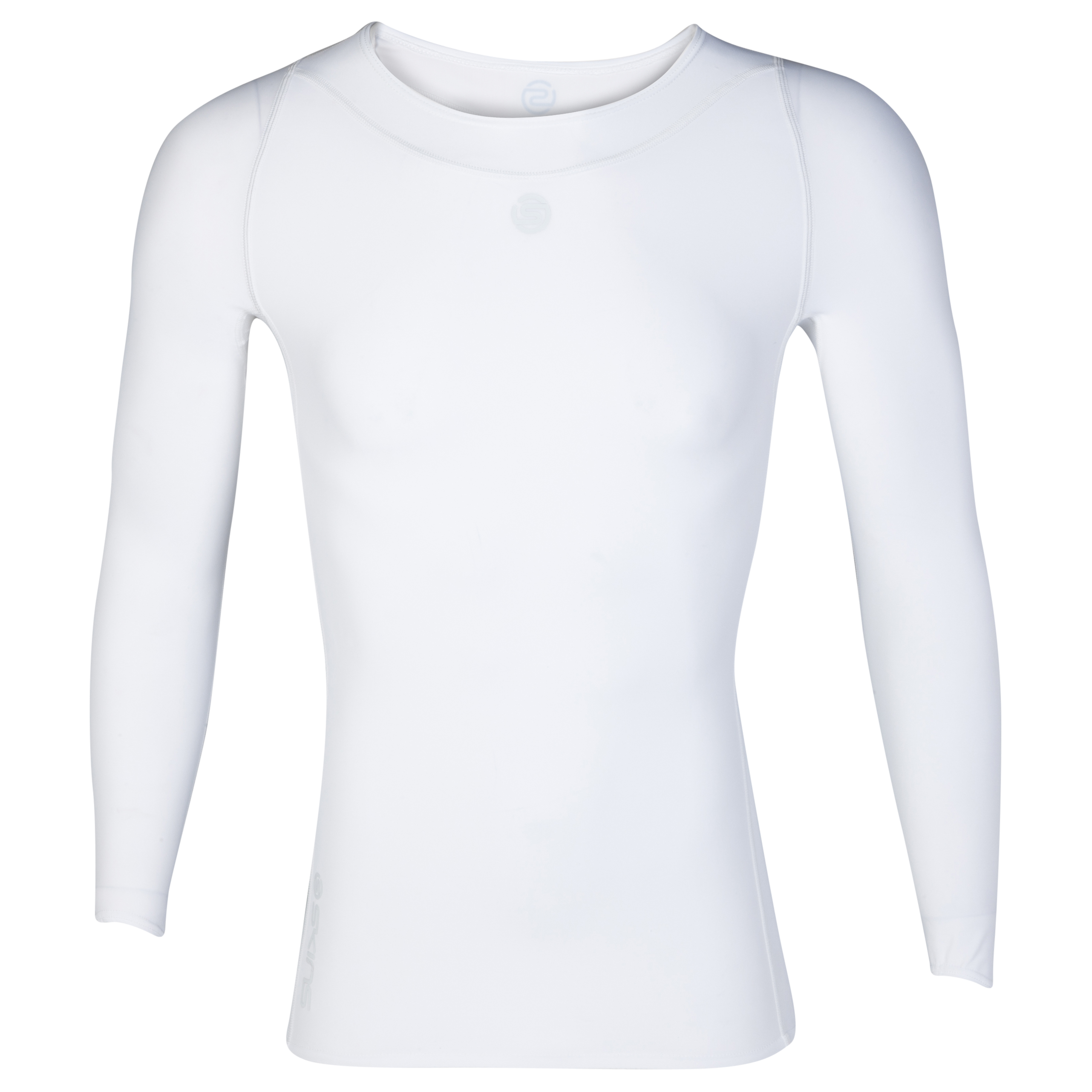 Skins RY400 Recovery Long Sleeve Top - White