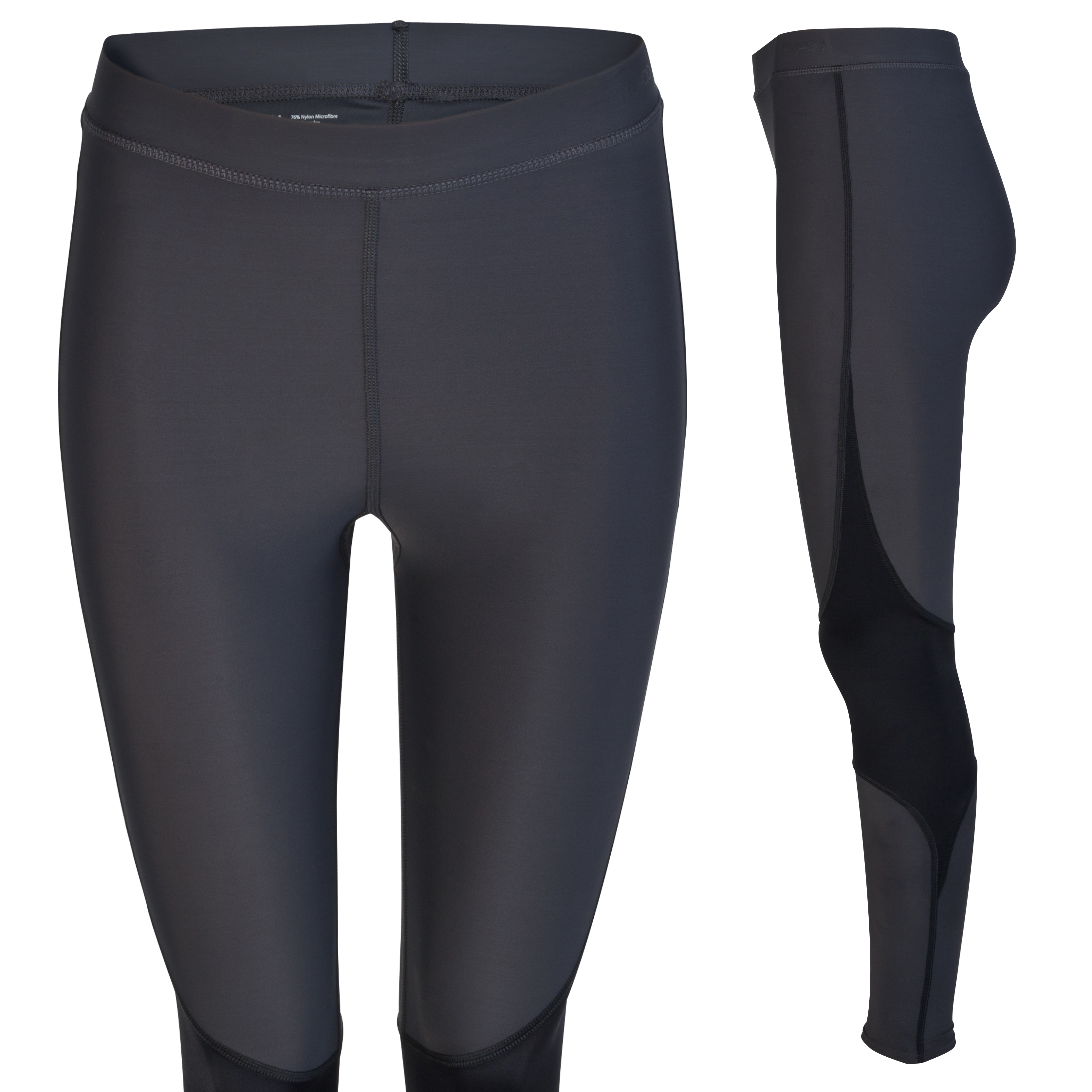 Skins RY400 Recovery Long Tights - Graphite - Womens