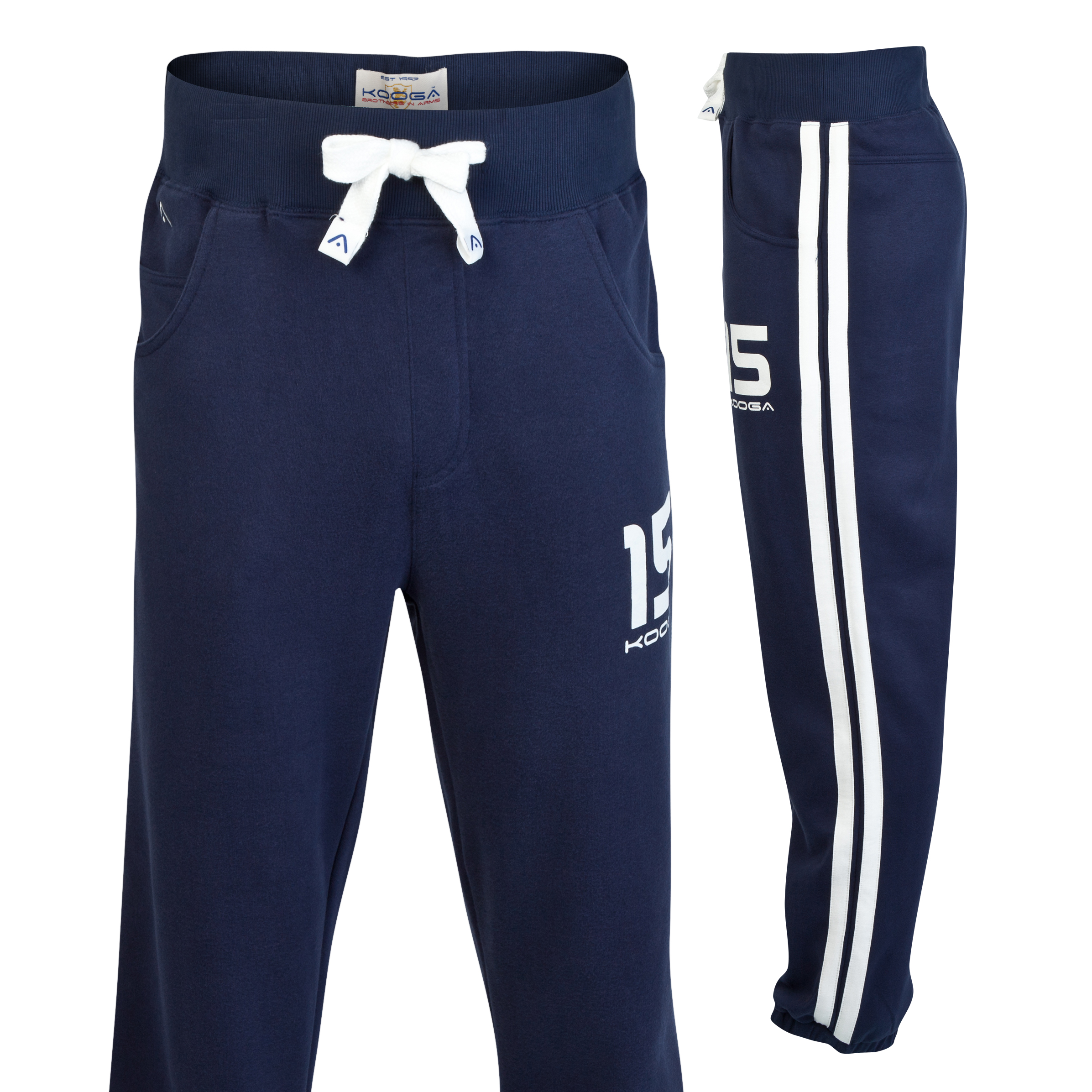 Kooga Fleece Pant - Navy