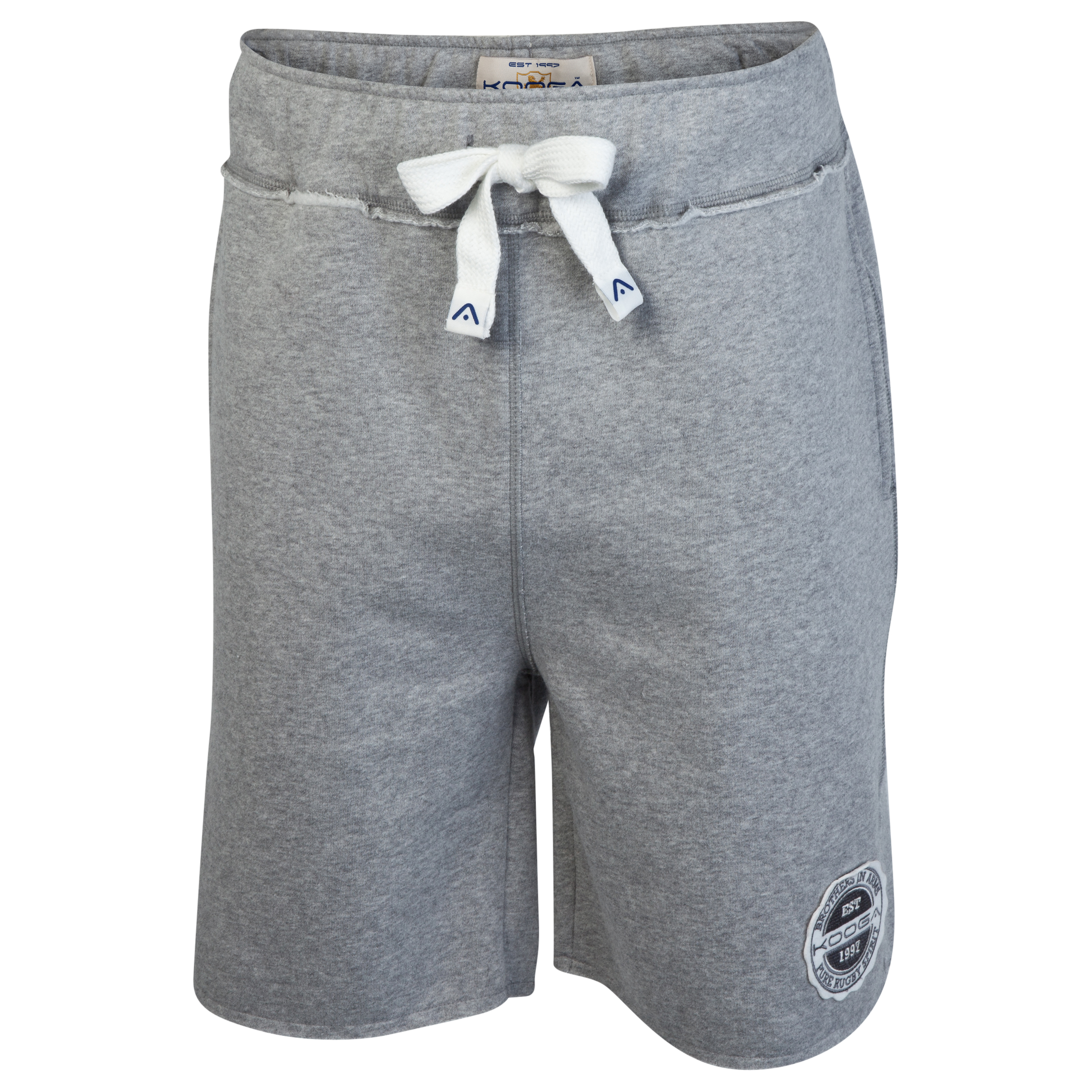 Kooga Fleece Short - Mid Grey Marl