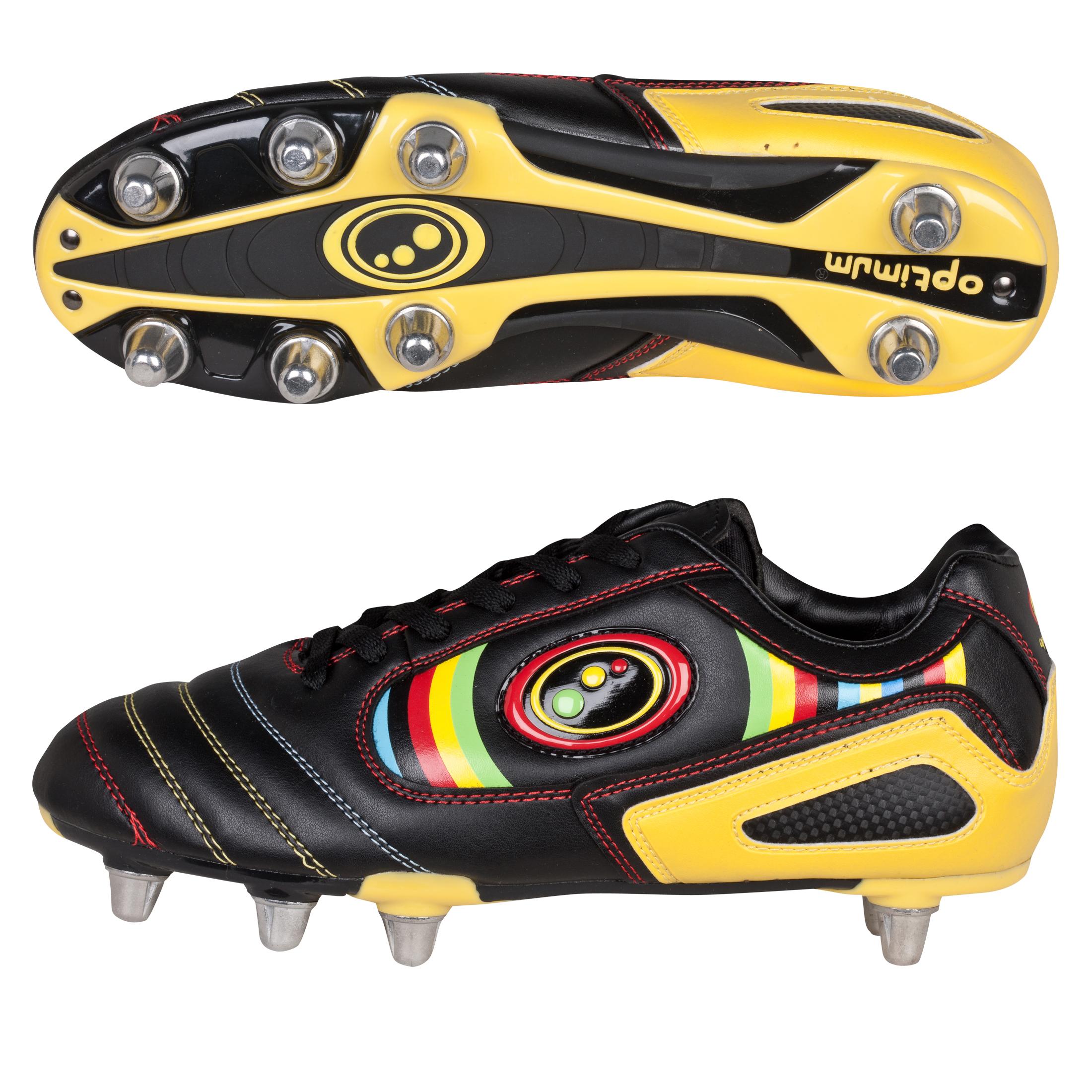 Optimum Shokka Rugby Boots - Shokka/Multicolour