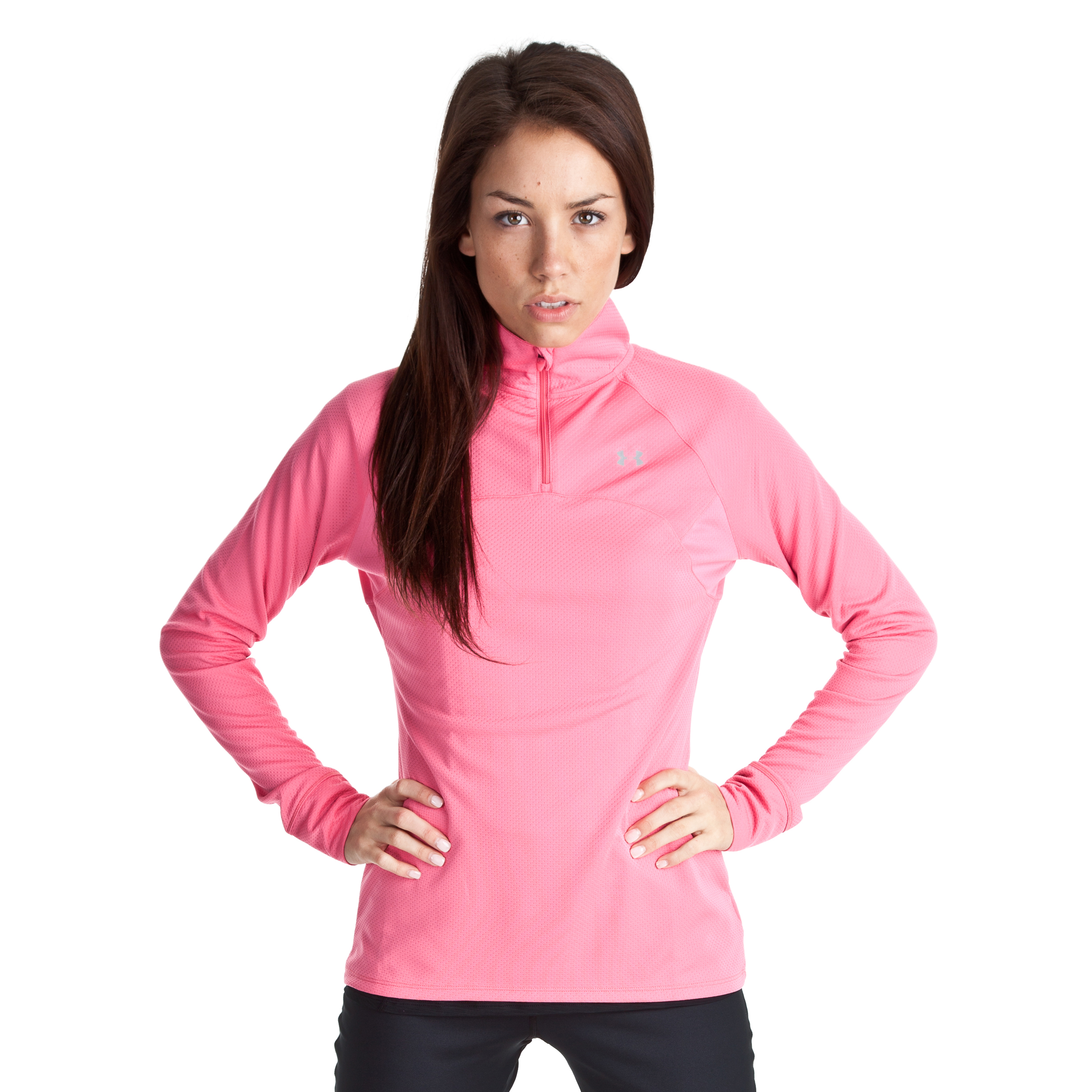 Under Armour Escape Lightweight 1/4 Zip Top II - ULT - Womens