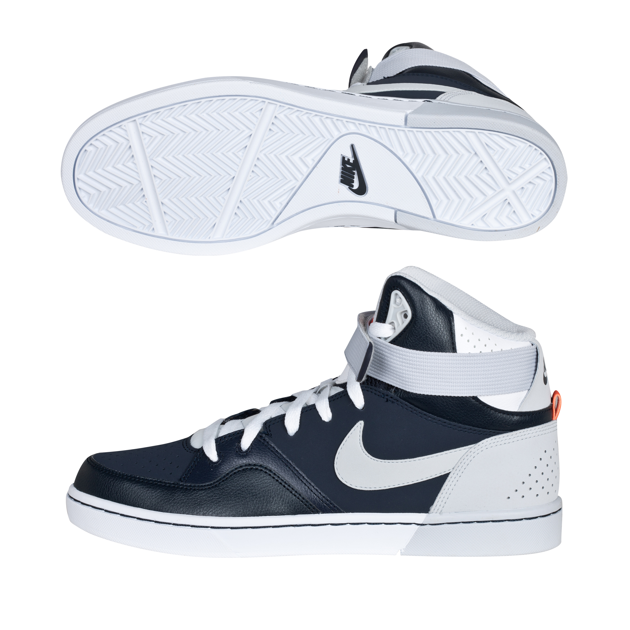 Nike Court Tranxition Trainers - Dark Obsidian/Platinum/White