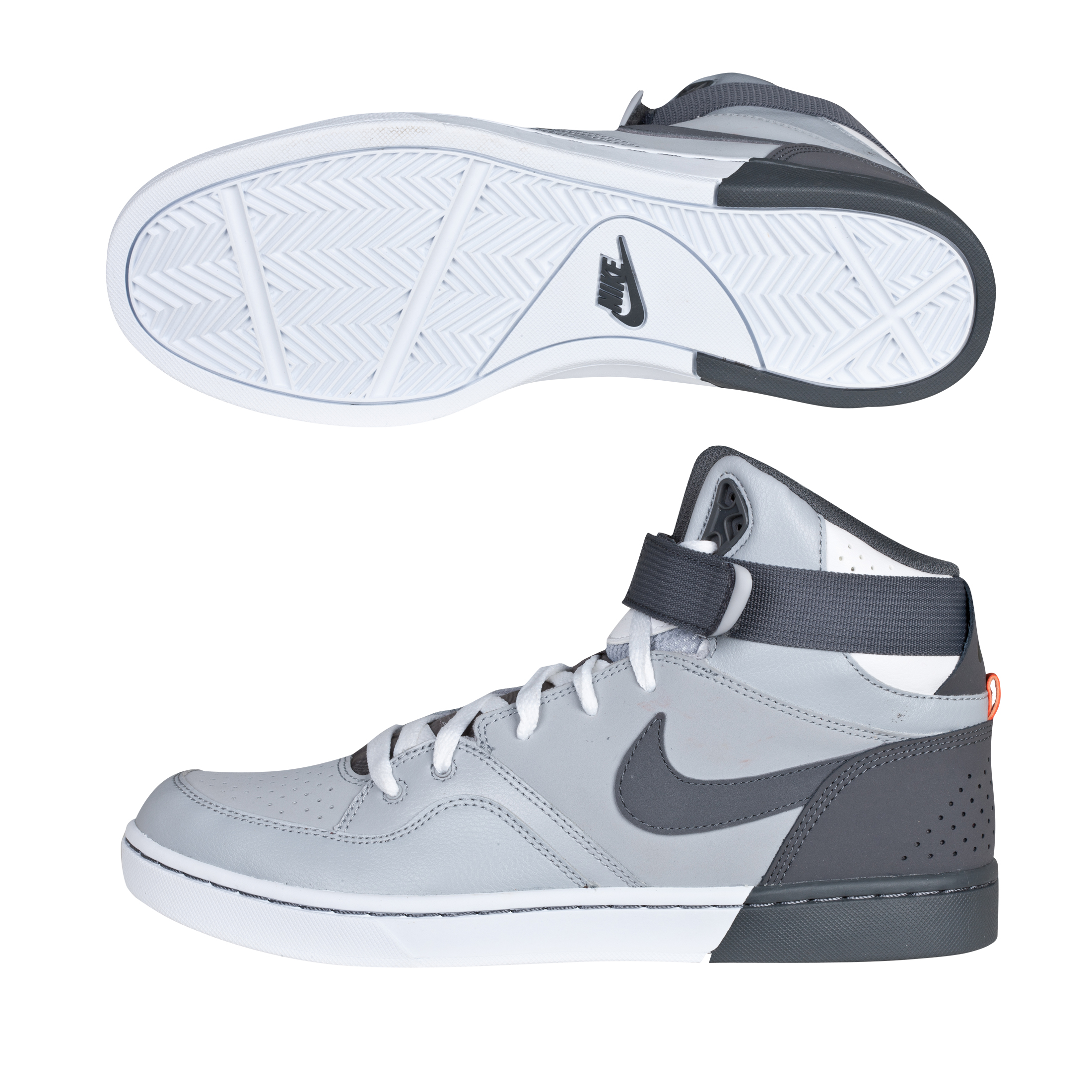 Nike Court Tranxition Trainers - Wolf Grey/Dark Grey/White