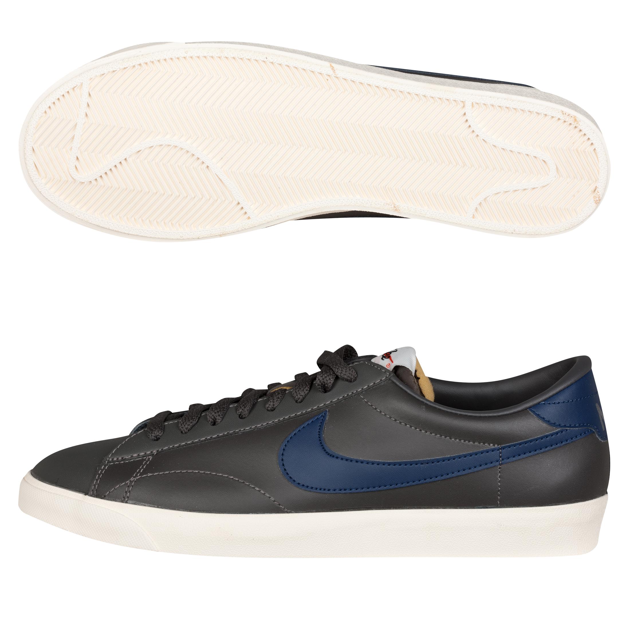 Nike Tennis Classic AC Vintage Trainers - Mid Fog/Mid Navy