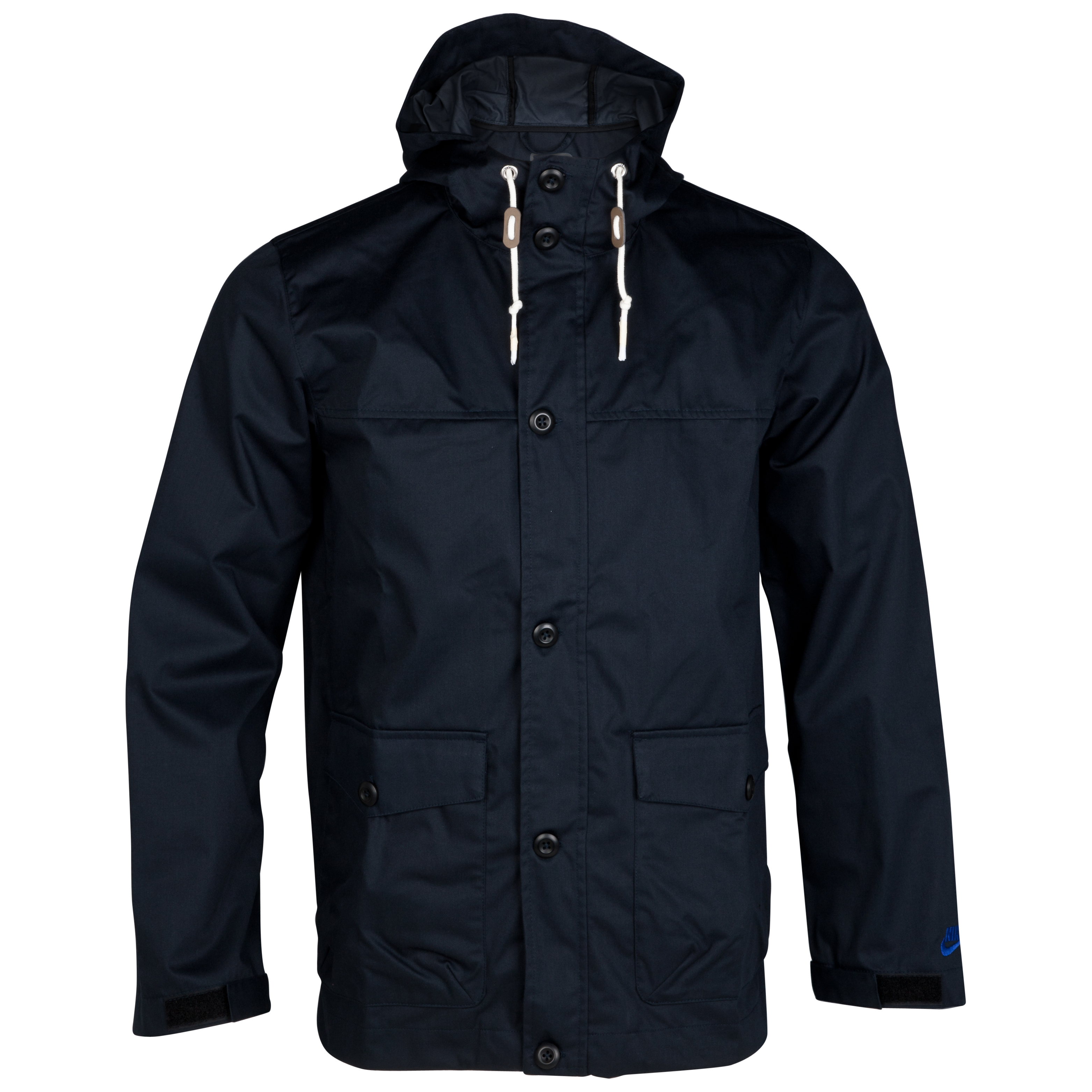 Nike GF Woven Saturday Jacket - Black/Game Royal