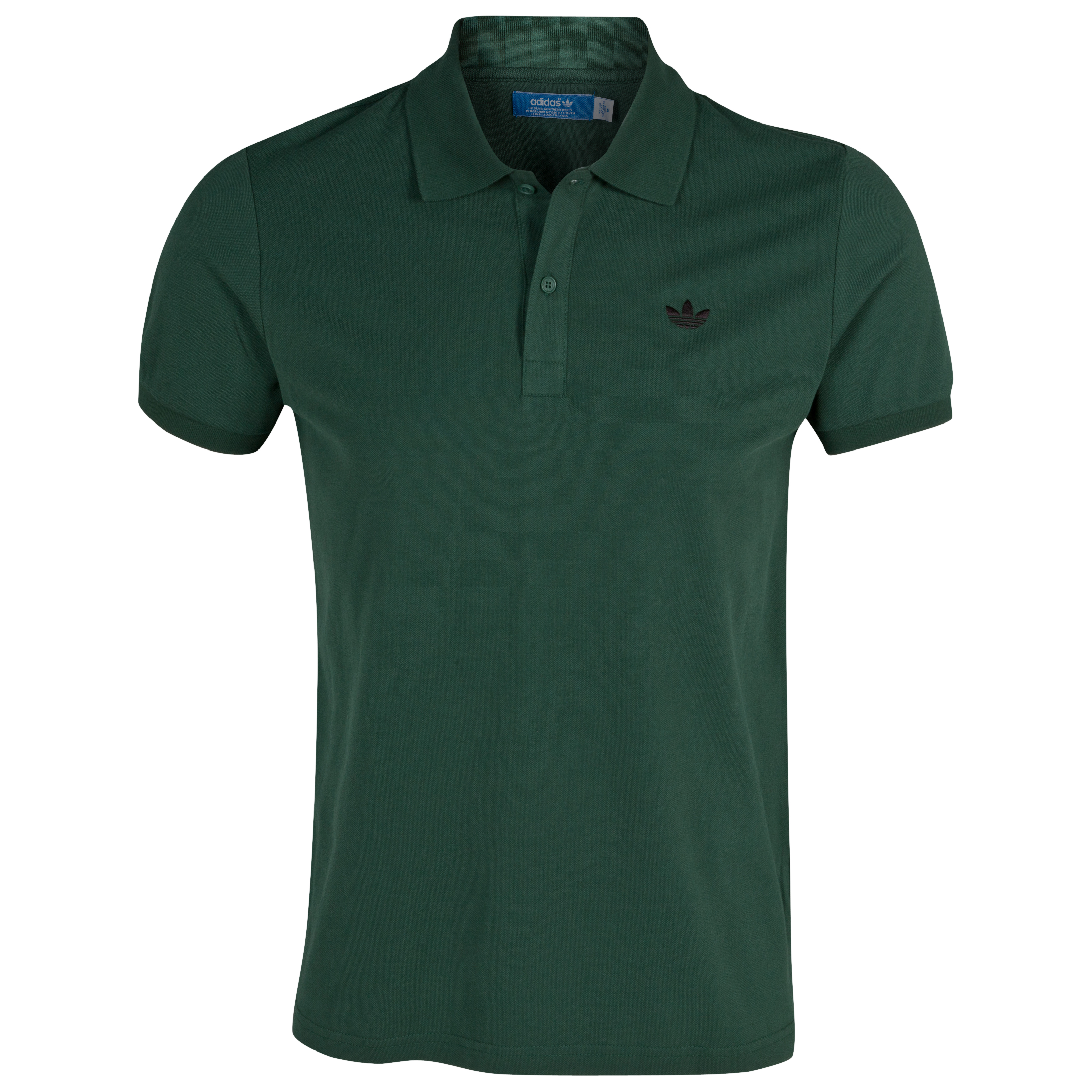 Originals Pique Polo - Dark Green