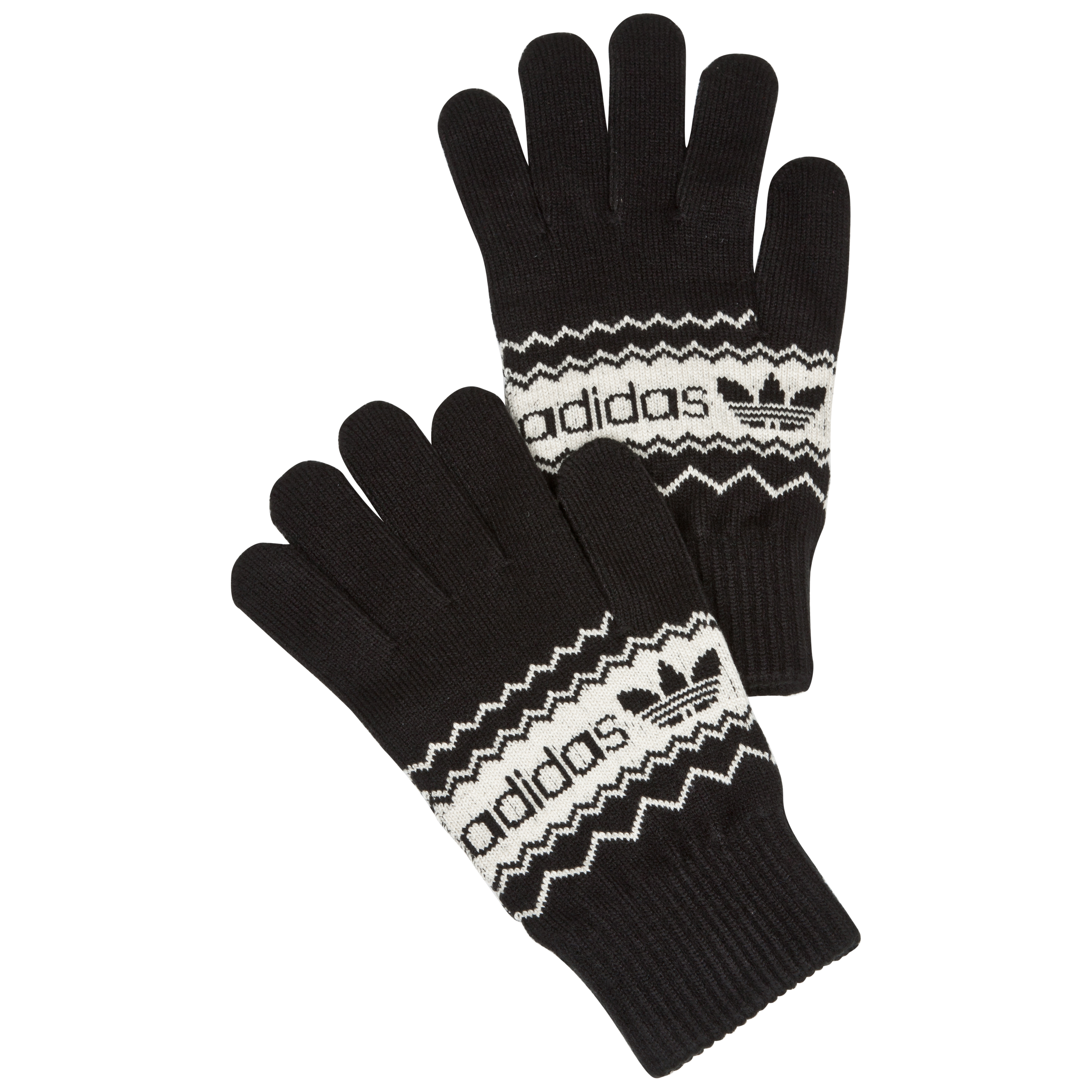 Originals Norwegian Gloves - Black/Bone