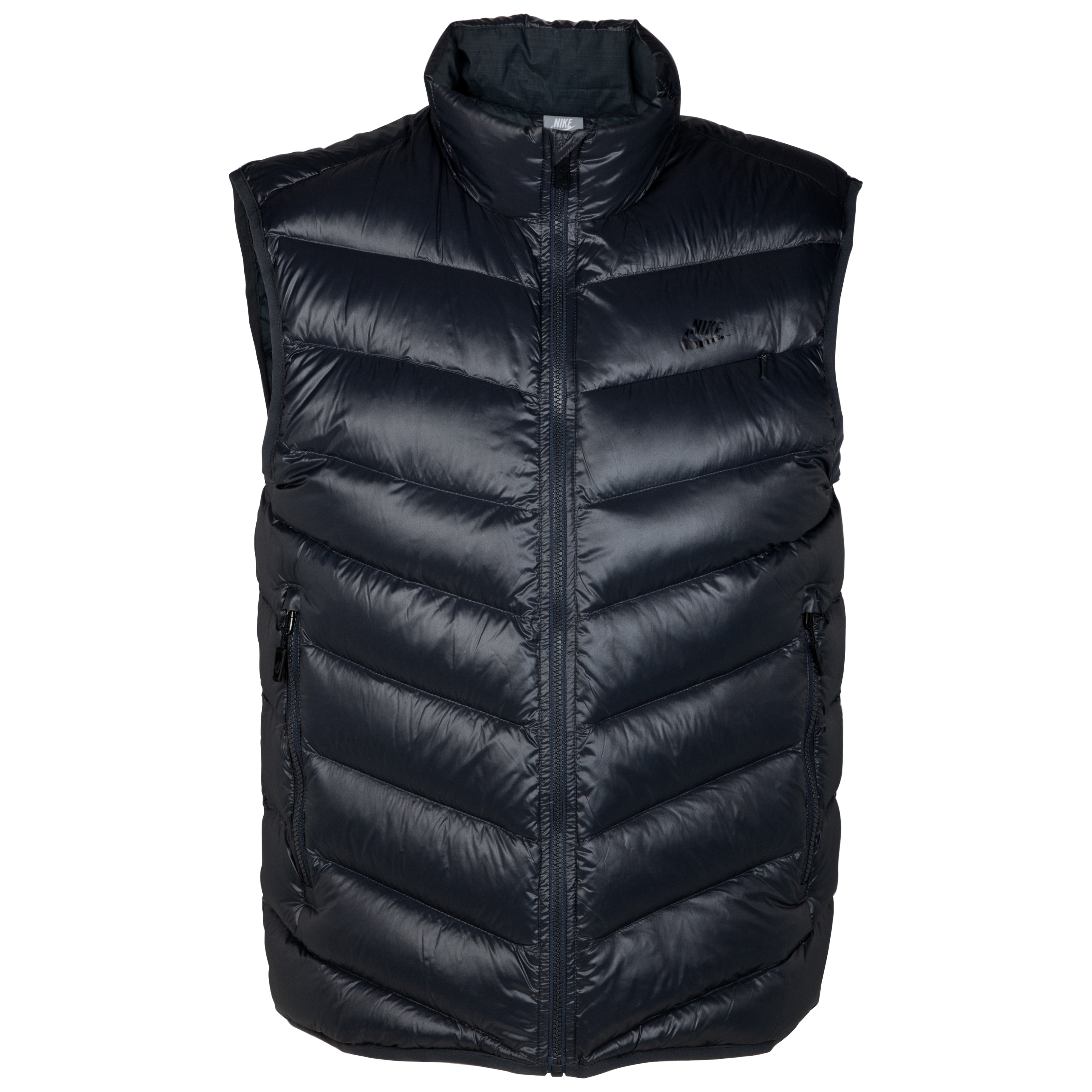 Nike Cascade 700 Down Vest - Anthracite/Black