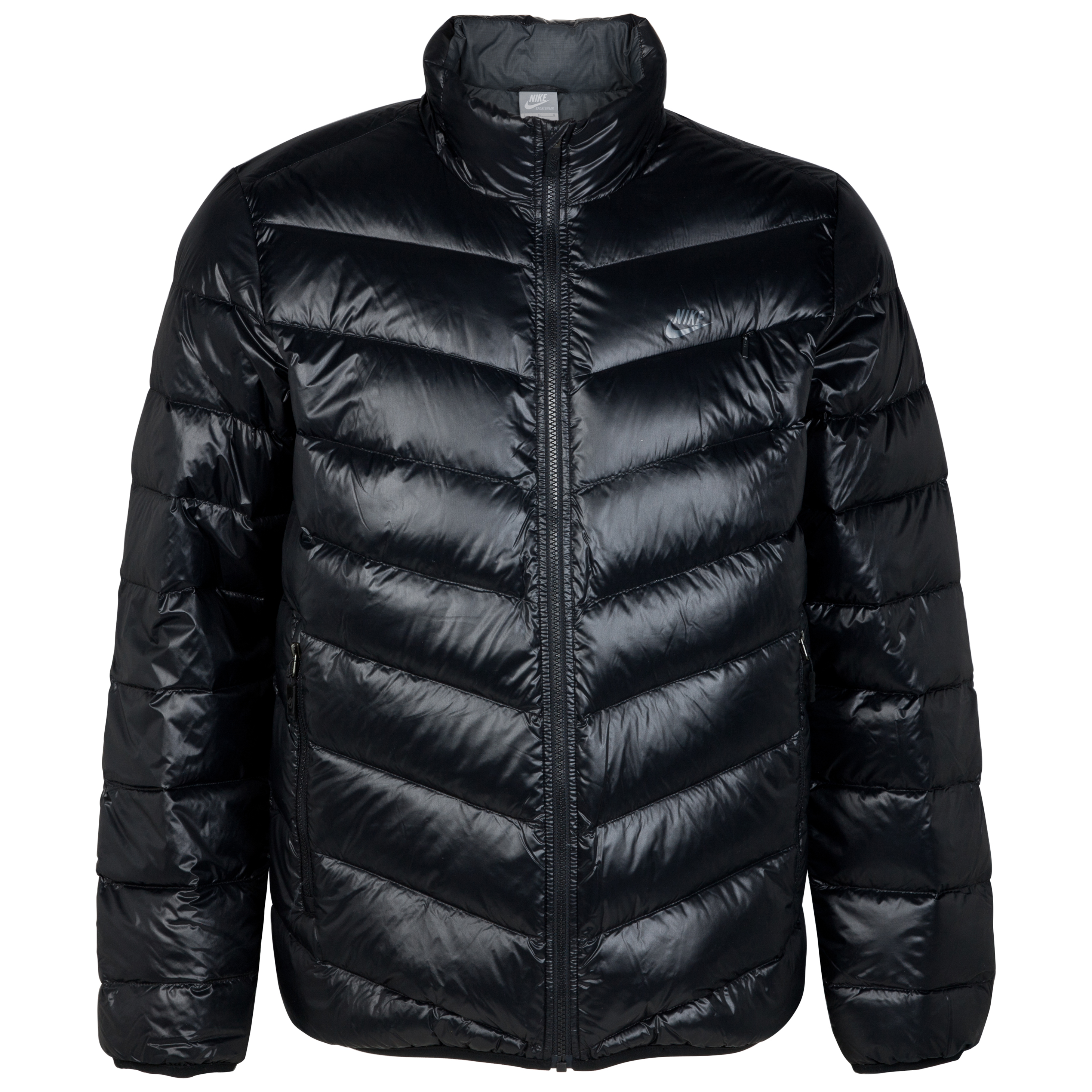 Nike Cascade 700 Down Jacket - Black/Anthracite