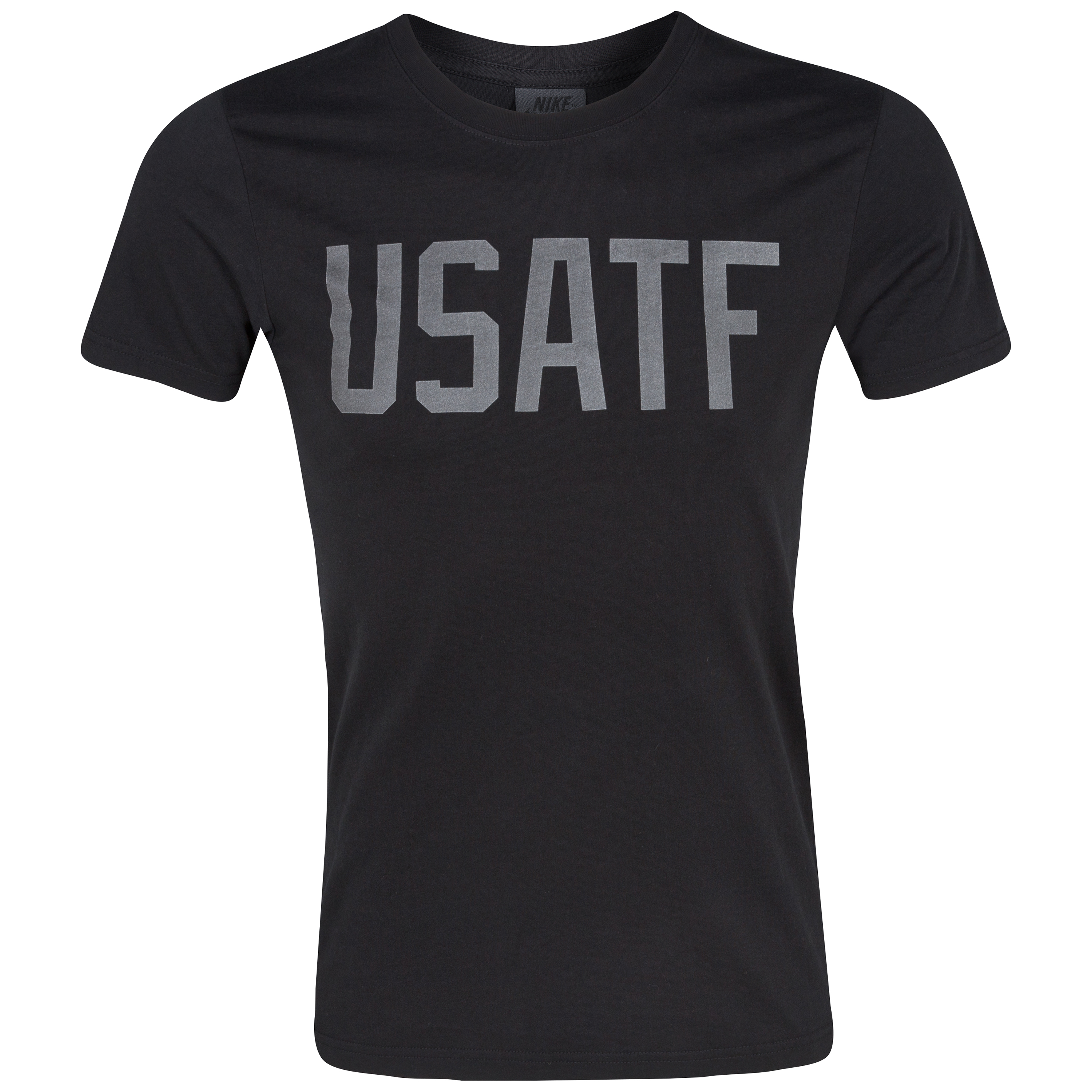 Nike USATF T-Shirt - Black