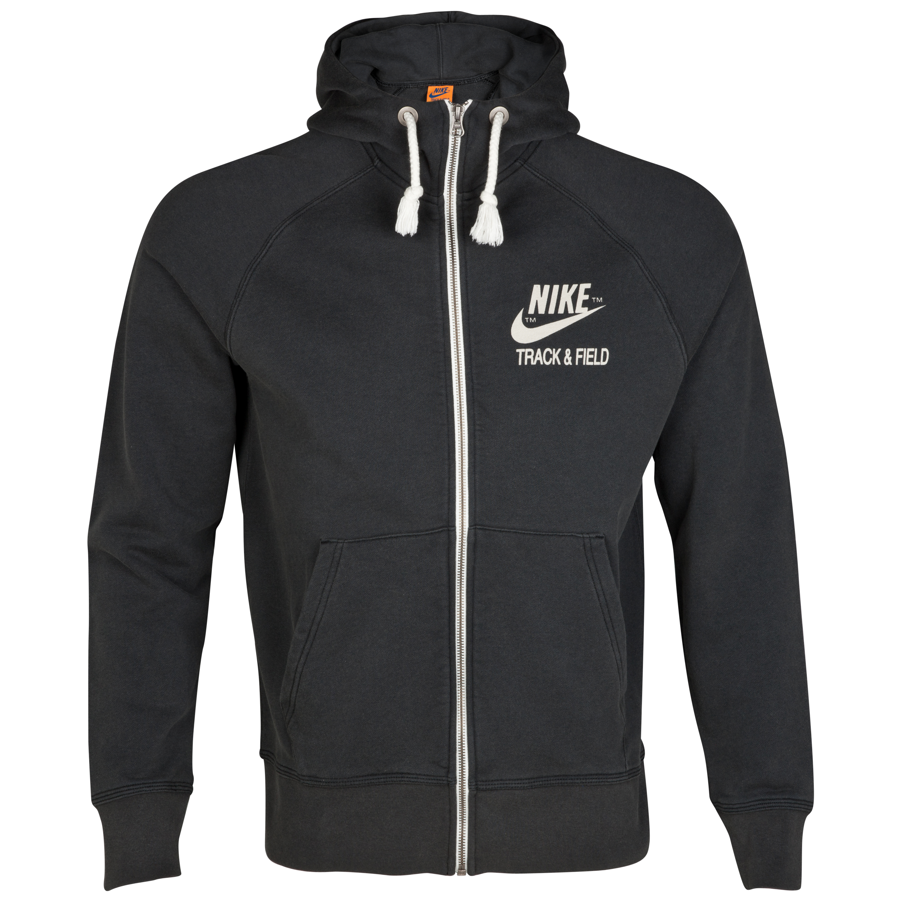 Nike NTandF Graphic AW77 Full Zip Hoody - Black/Sail