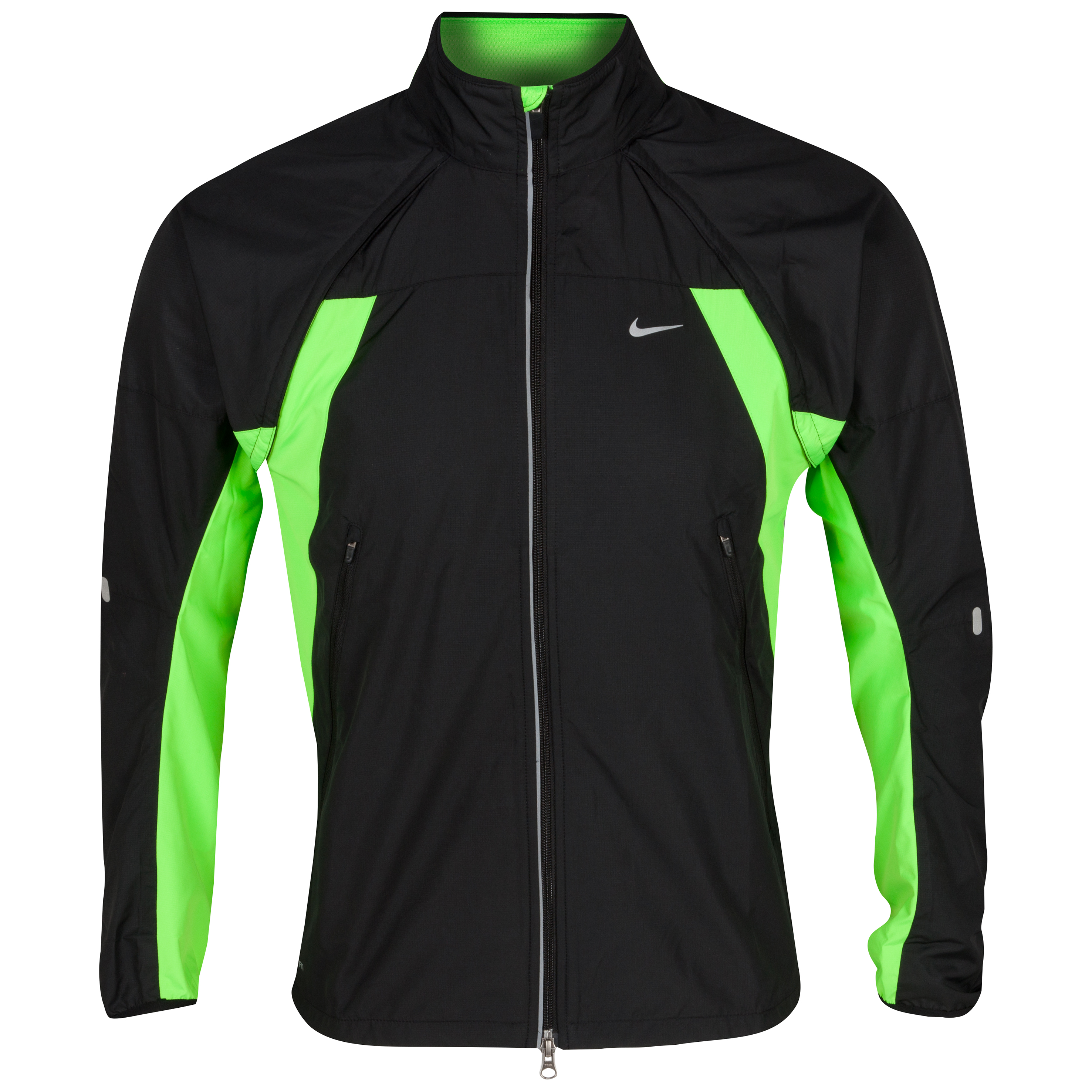 Nike Shifter Jacket - Black/Electric Green/Reflective Green