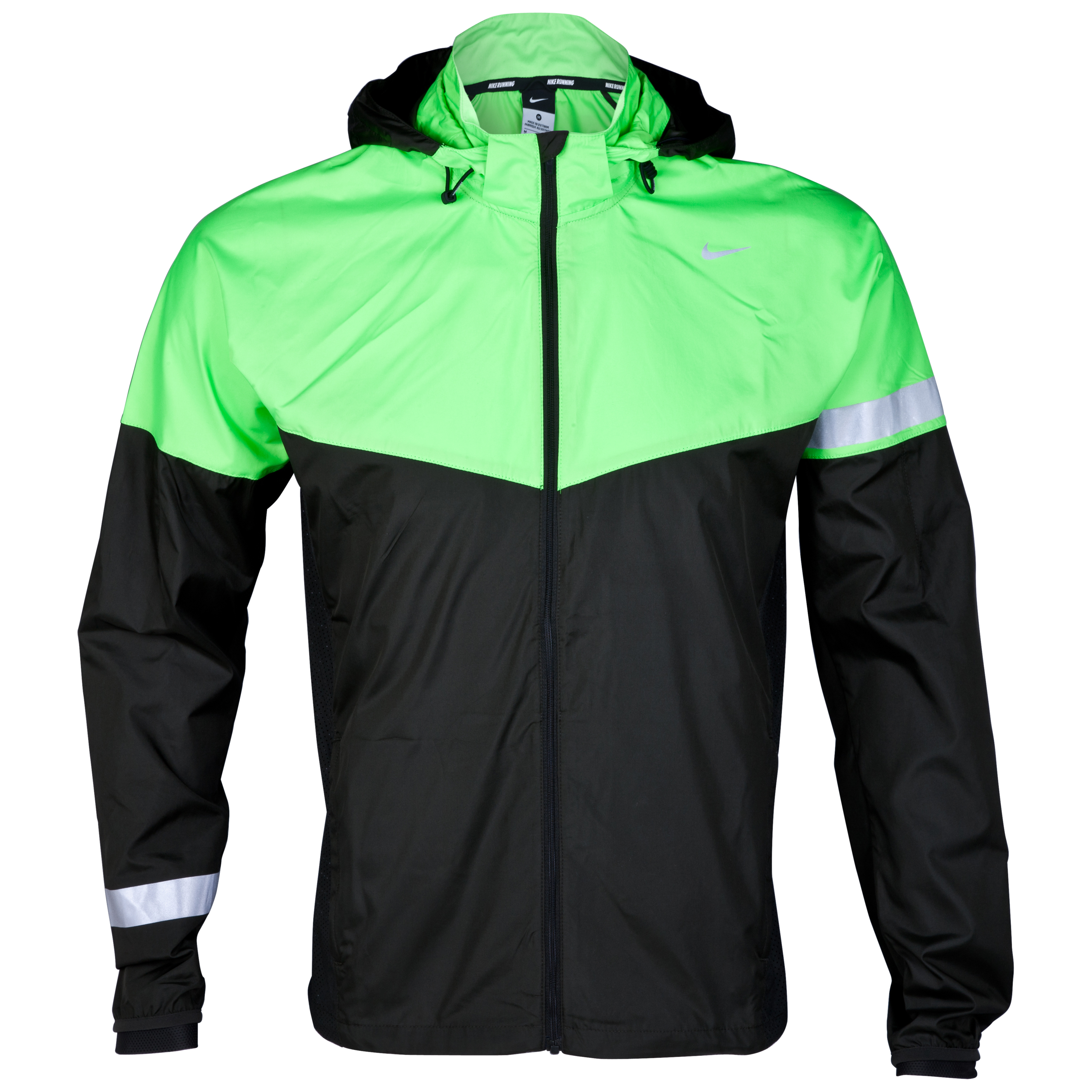 Nike Vapor Jacket - Sequoia/Electric Green/Reflective Silver
