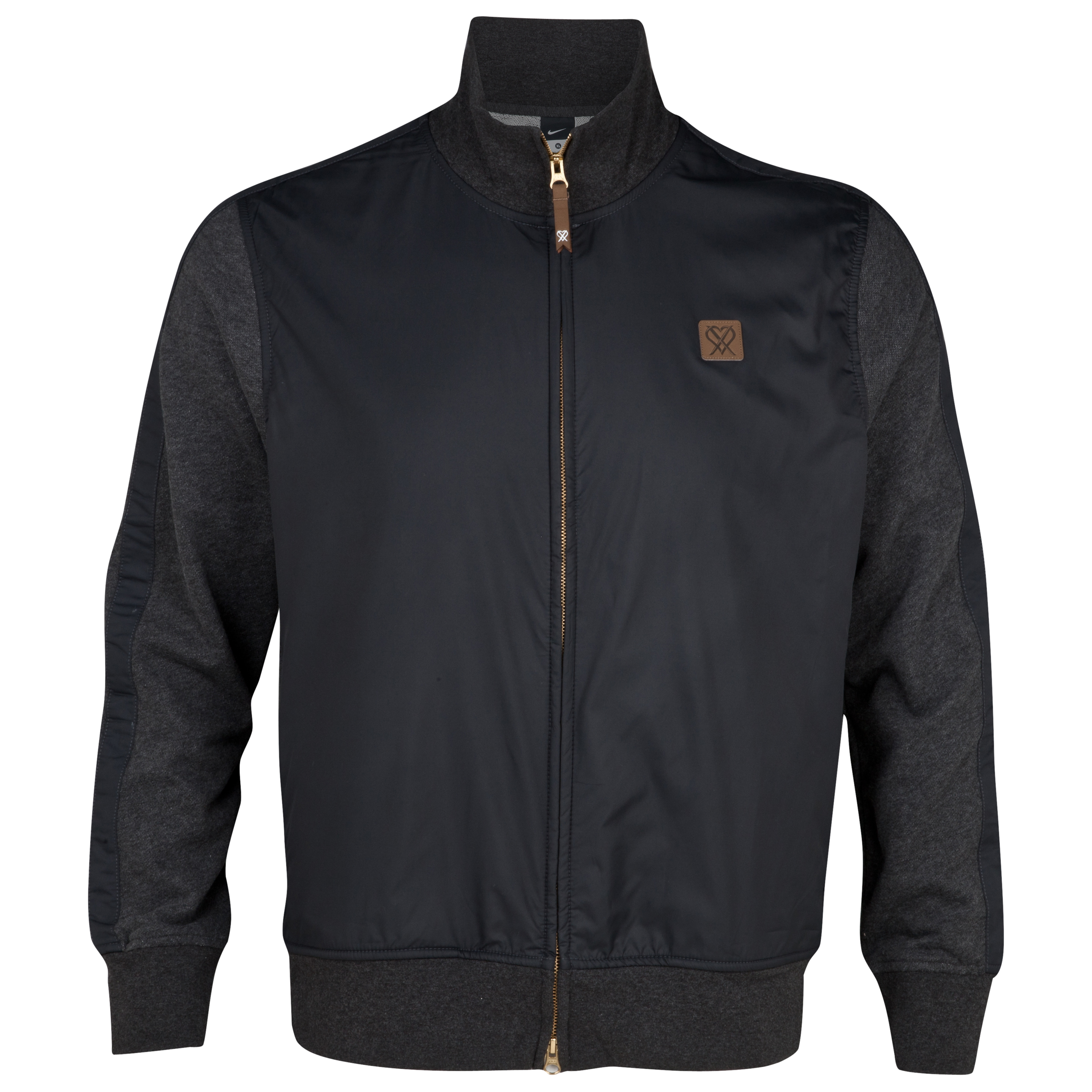 Nike CR Fleece N98 Jacket - Black Heather