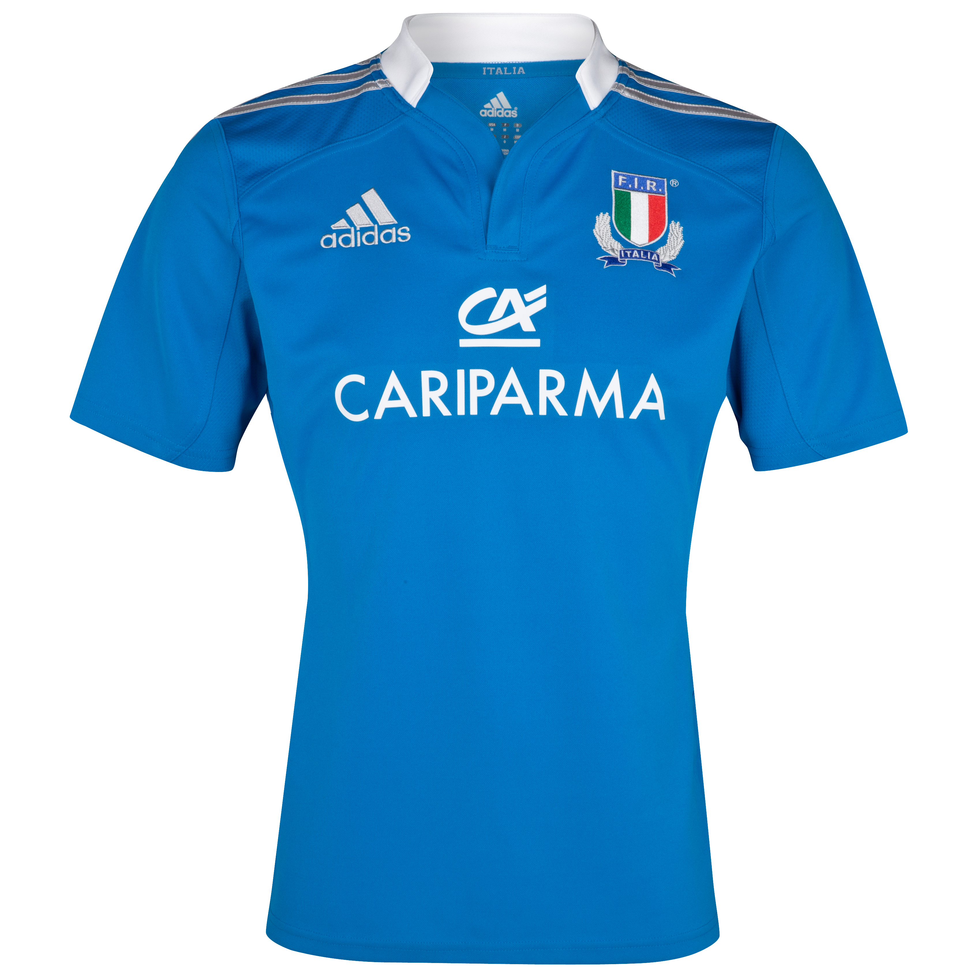 Italy Rugby Home Shirt 2012/14