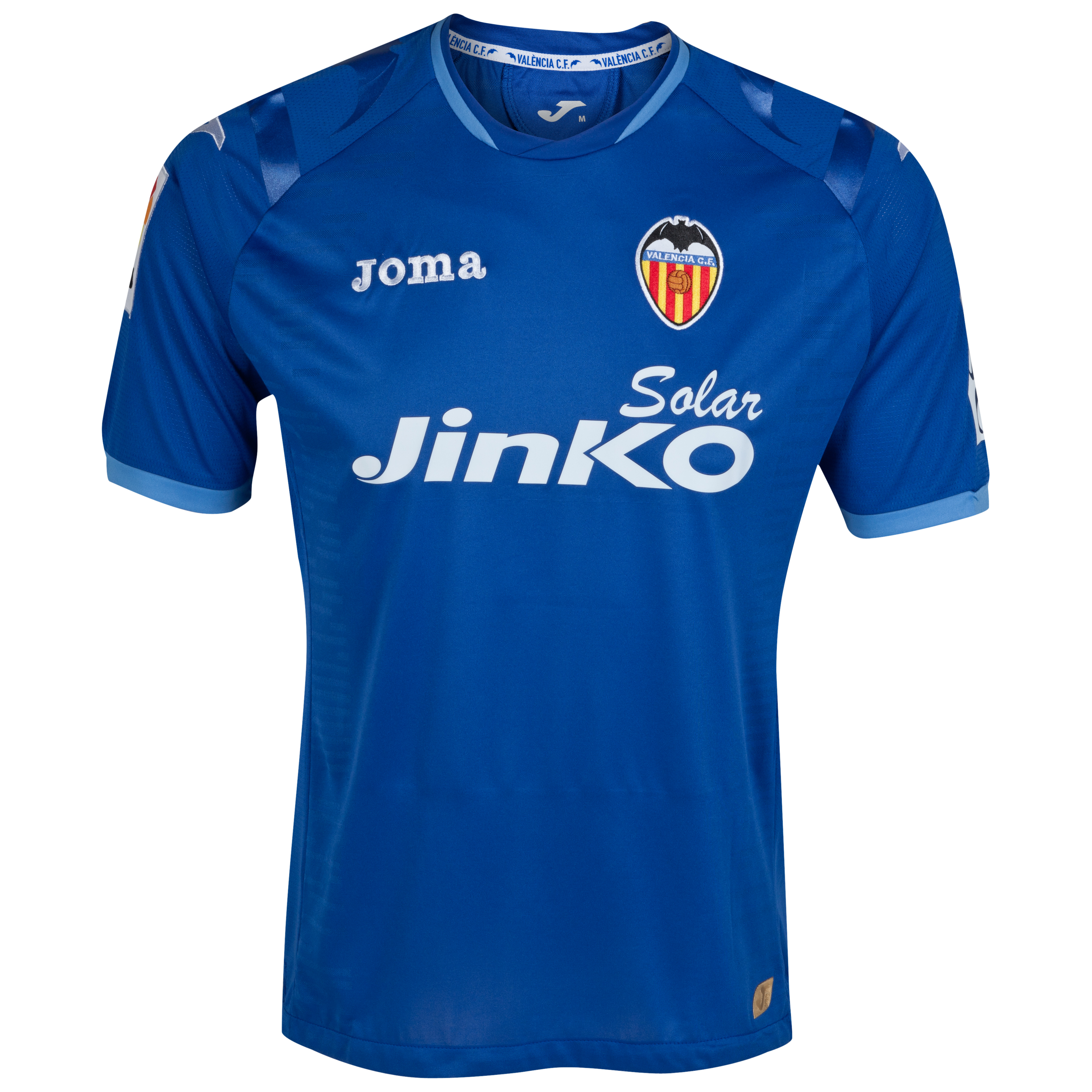 Valencia Away Shirt 2012/13