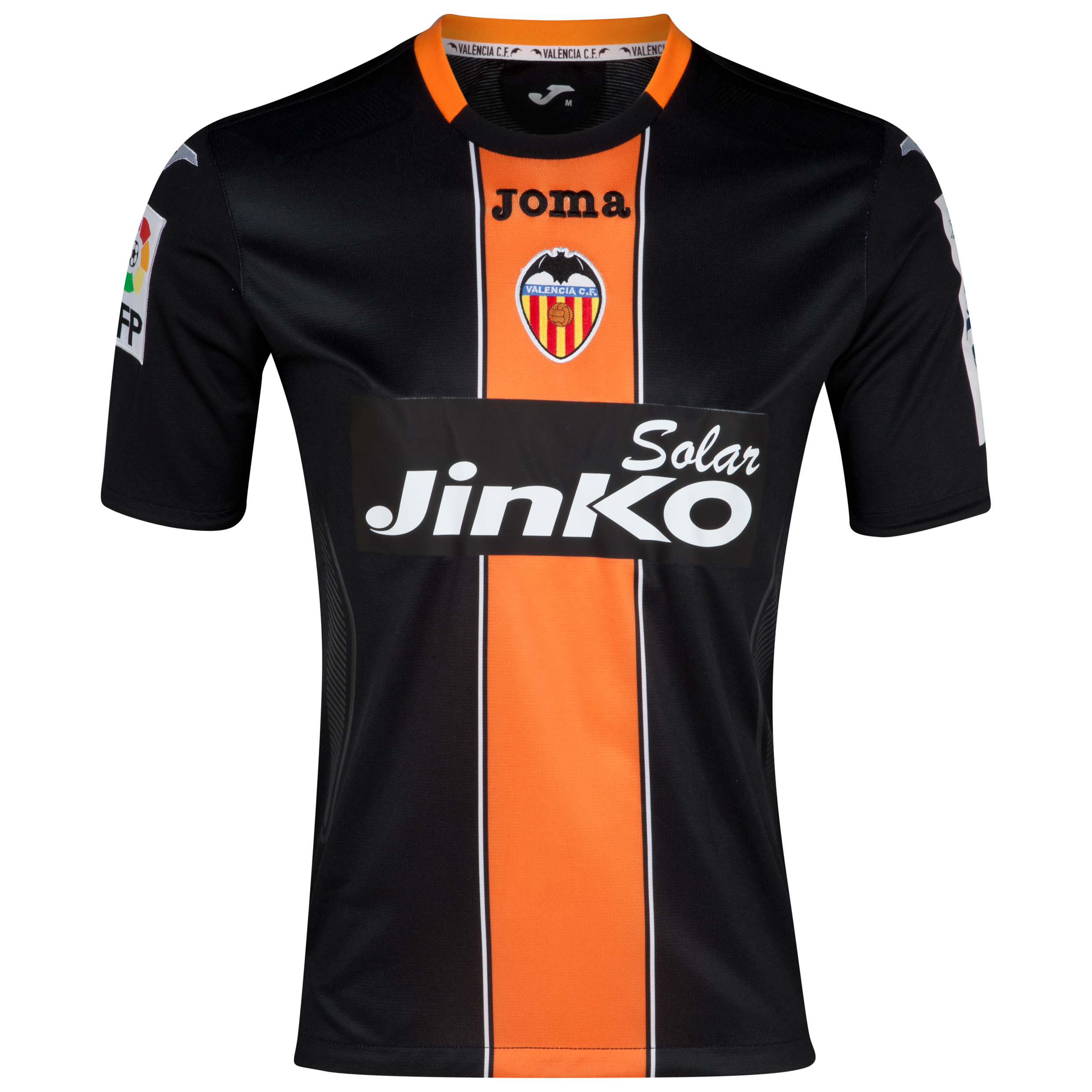 Valencia Third Shirt 2012/13