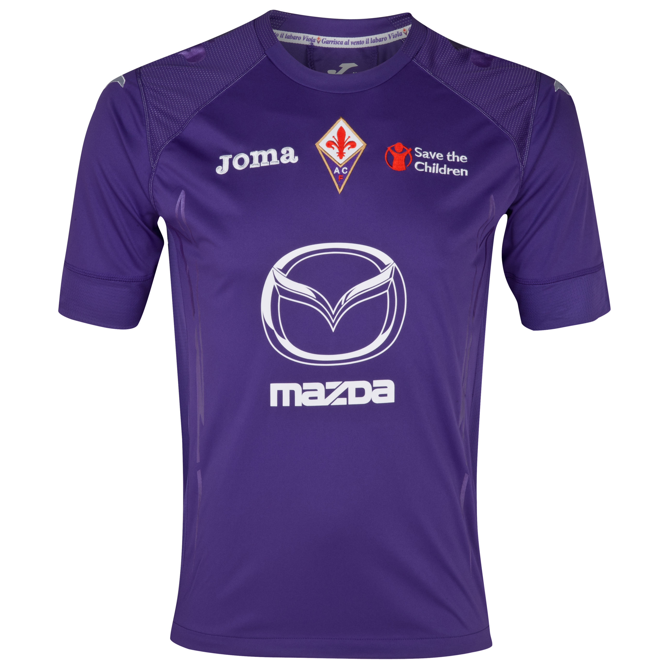 Fiorentina Home Shirt 2012/13