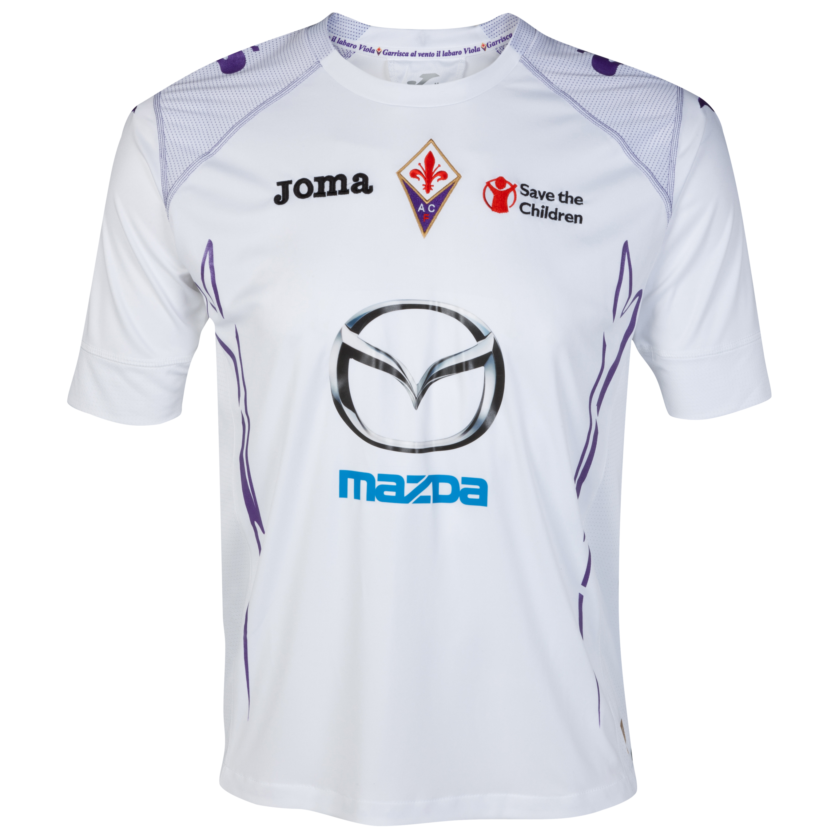 ACF Fiorentina Away Shirt 2012/2013