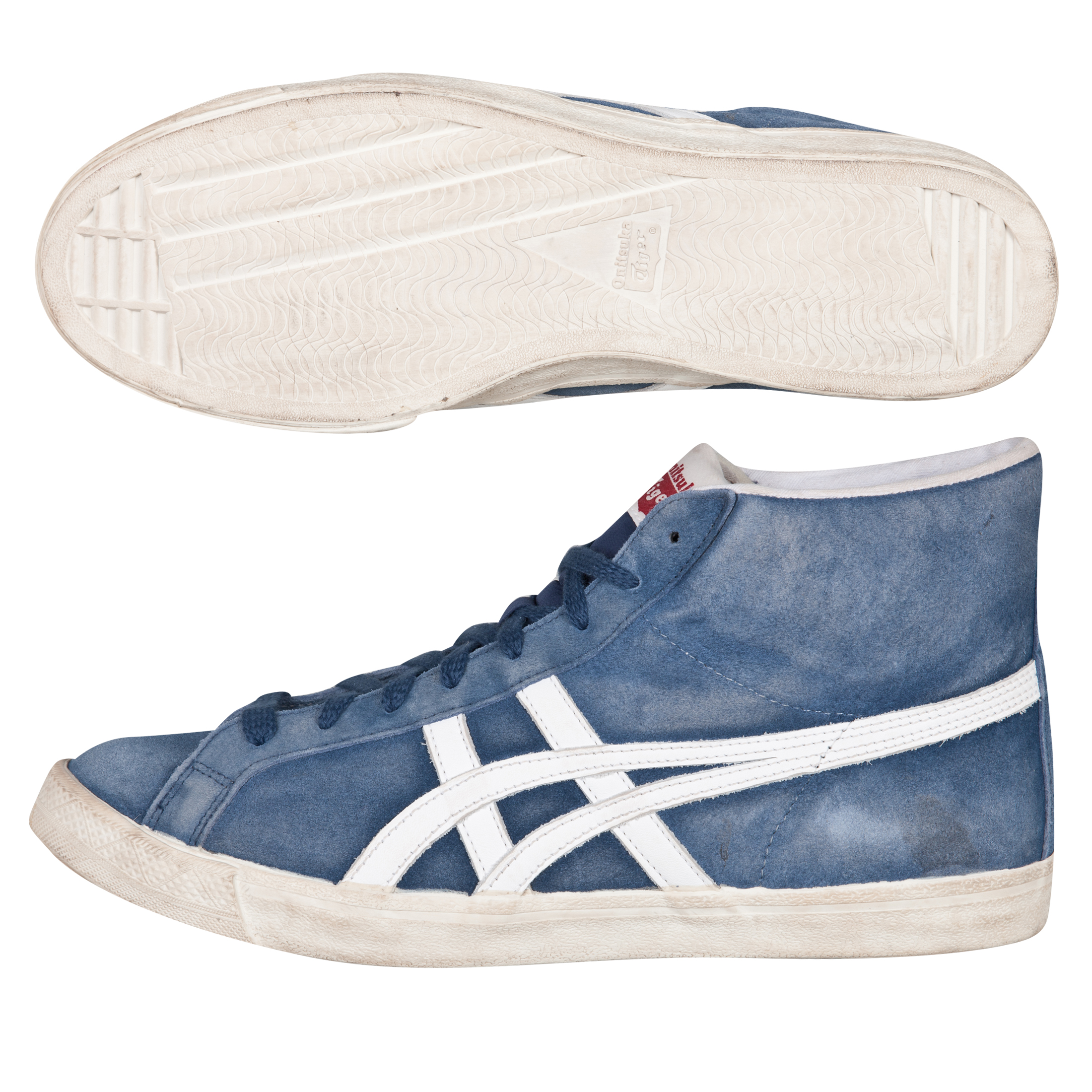 Onitsuka Tiger Fabre BL-L OG Vin Trainers - Insignia Blue/White