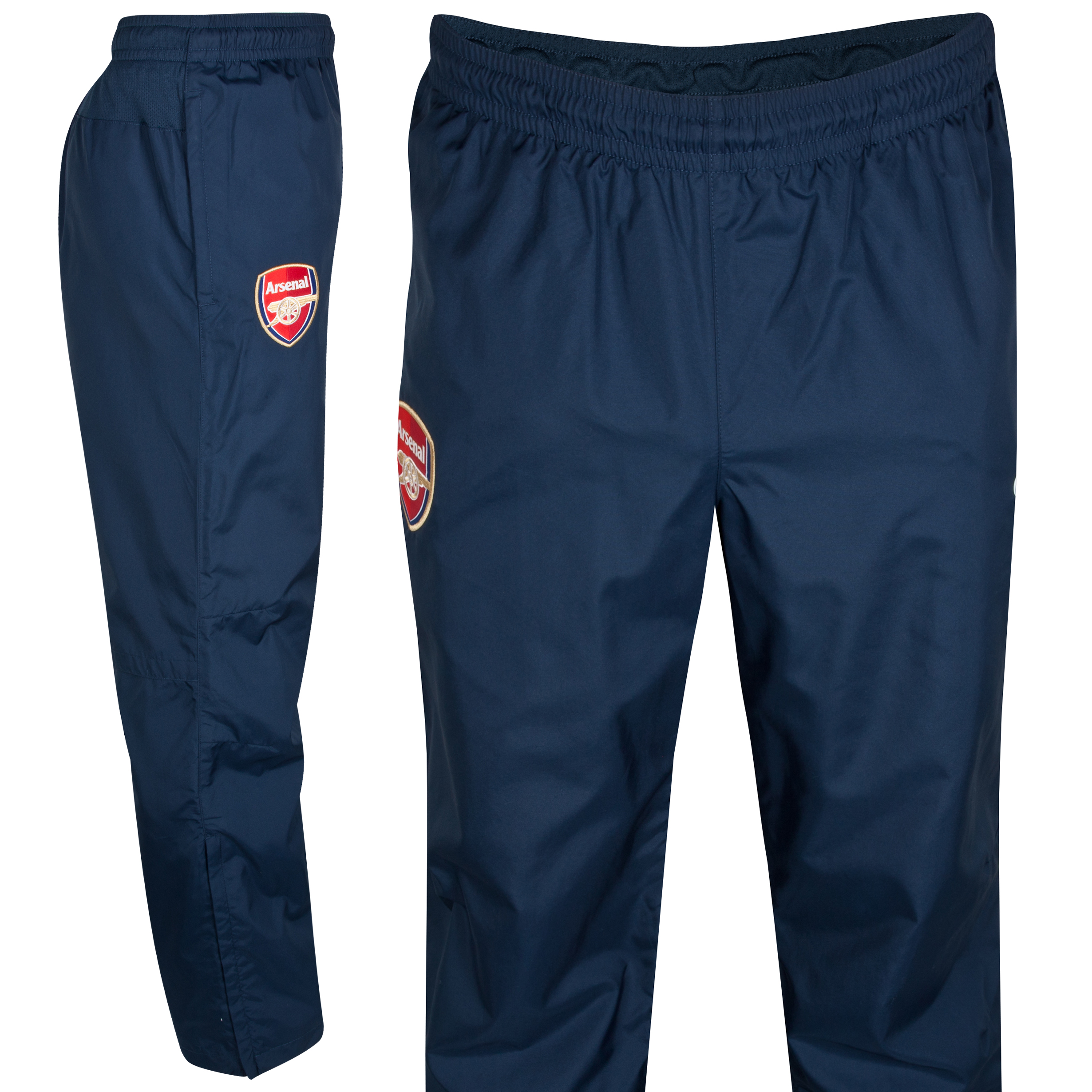 Arsenal Sideline Woven Pant - Light Midnight/White