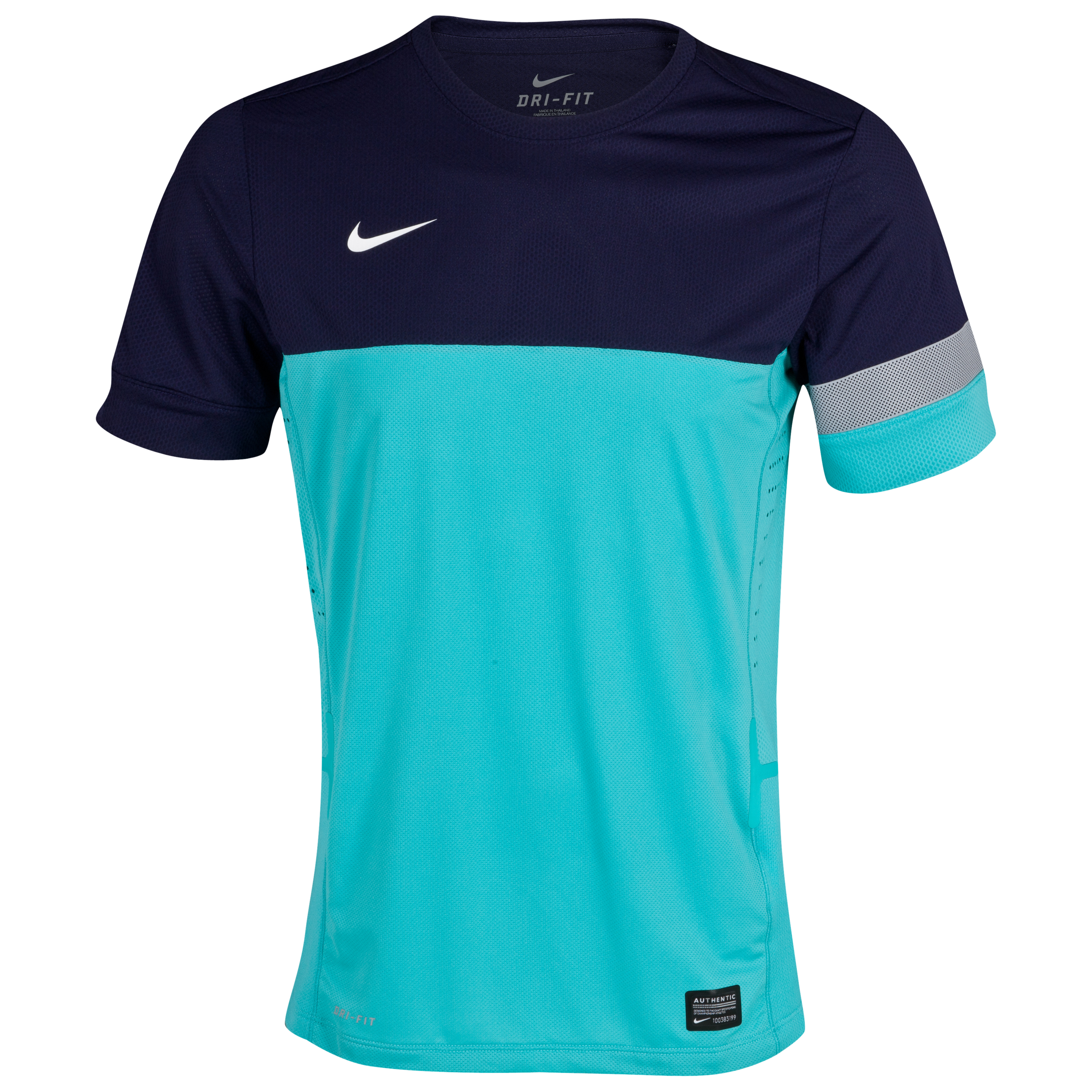 Nike Elite Training Top - Retro/Imperial Purple/Wolf Grey/White