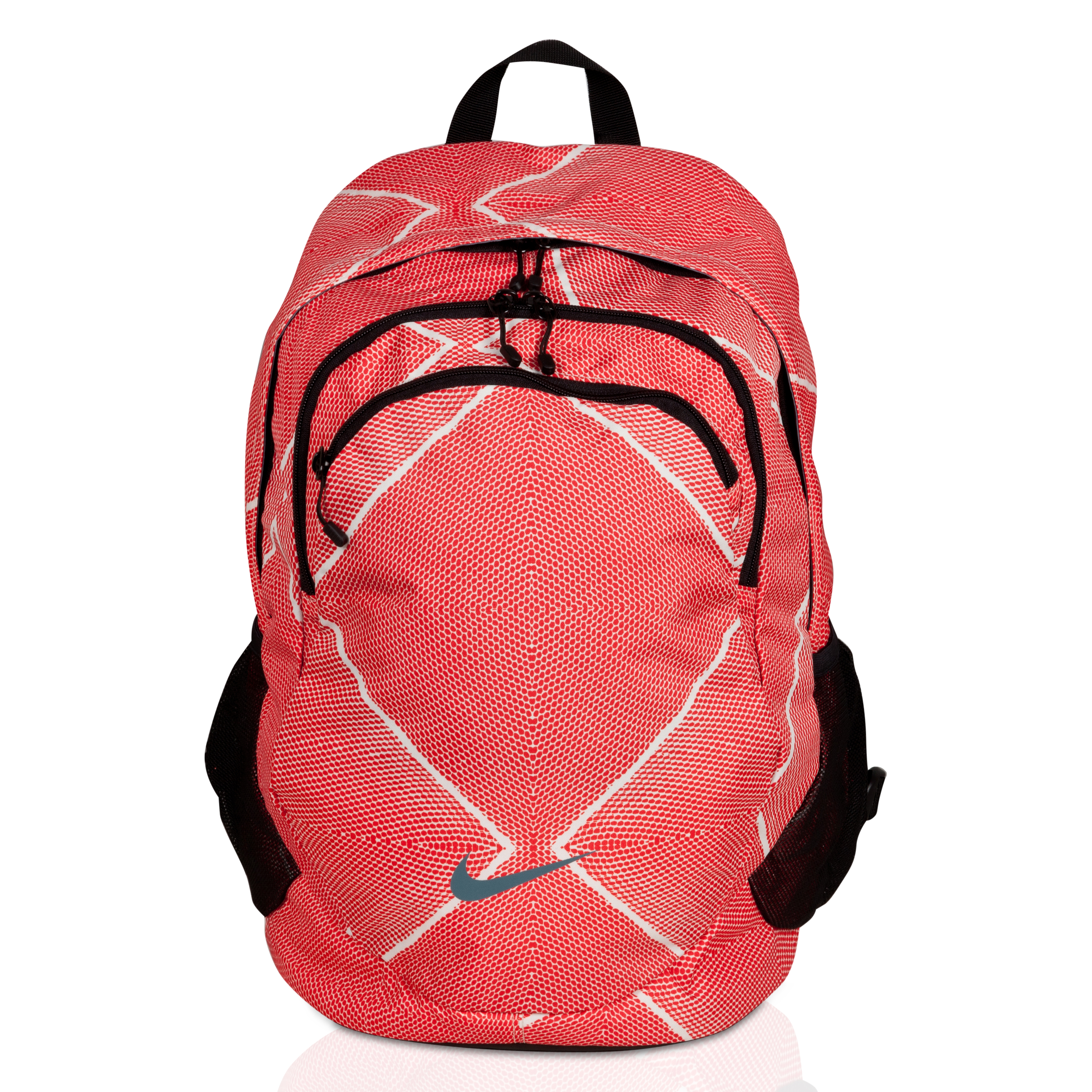 Nike Backpack For Her - Light Bone/Black/(Hasta) Print