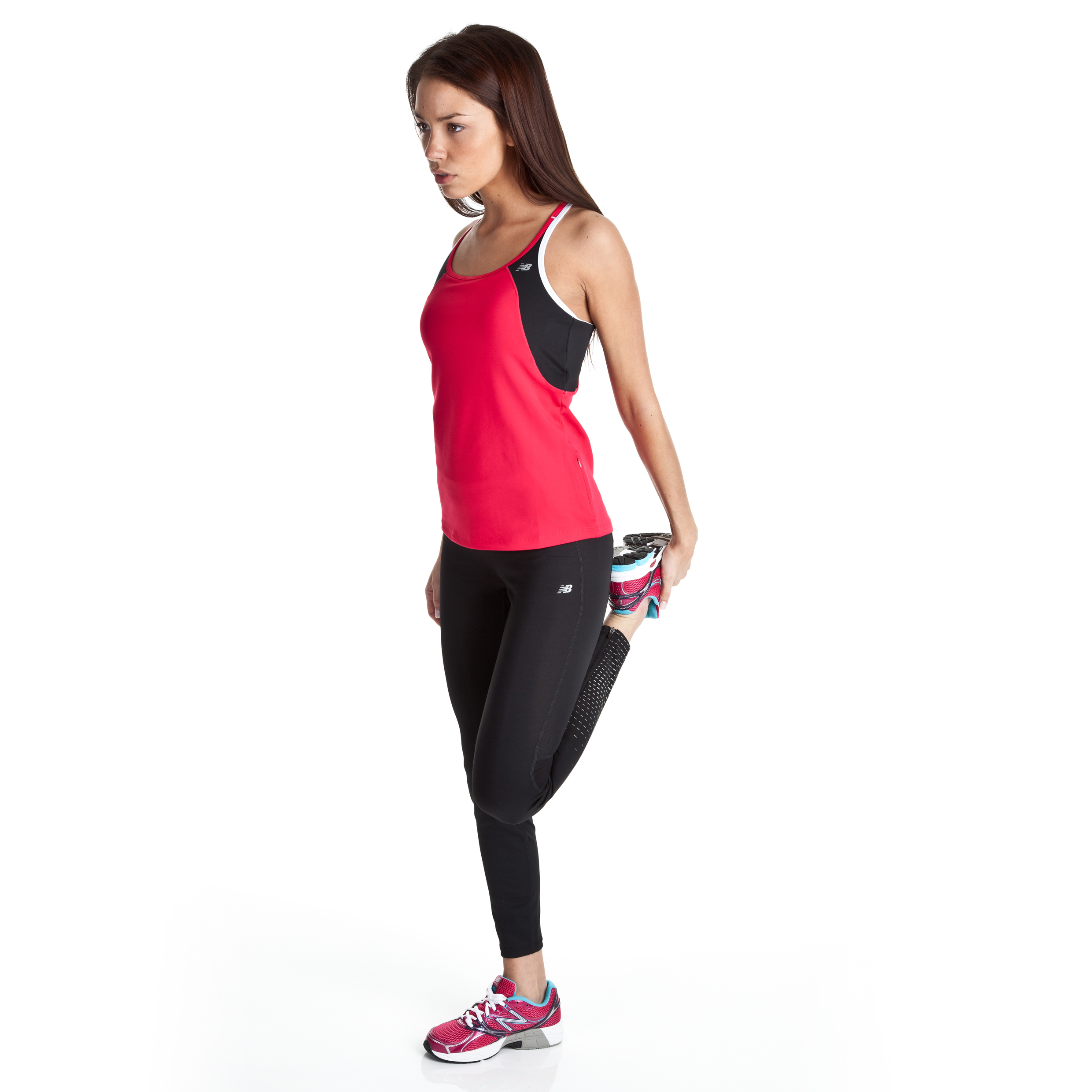 New Balance Impact Tight - Black - Womens