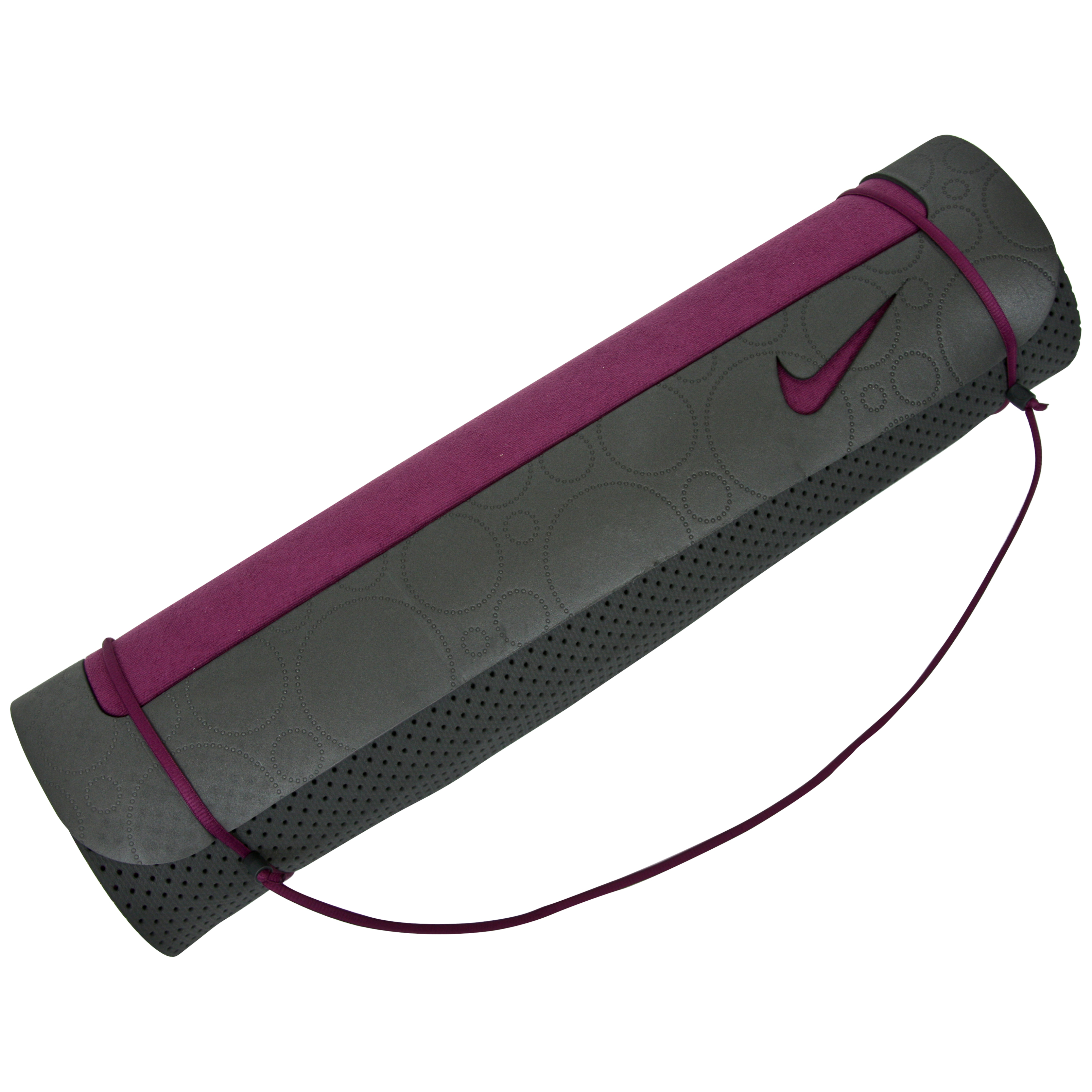Nike Ultimate Pilates Mat 8mm - Mulberry/Anthracite