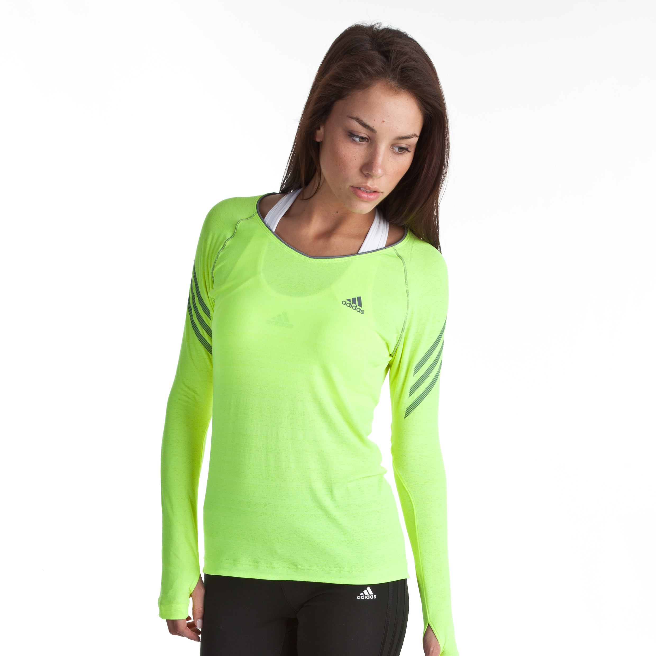 Adidas Supernova Long Sleeve T-Shirt - Womens