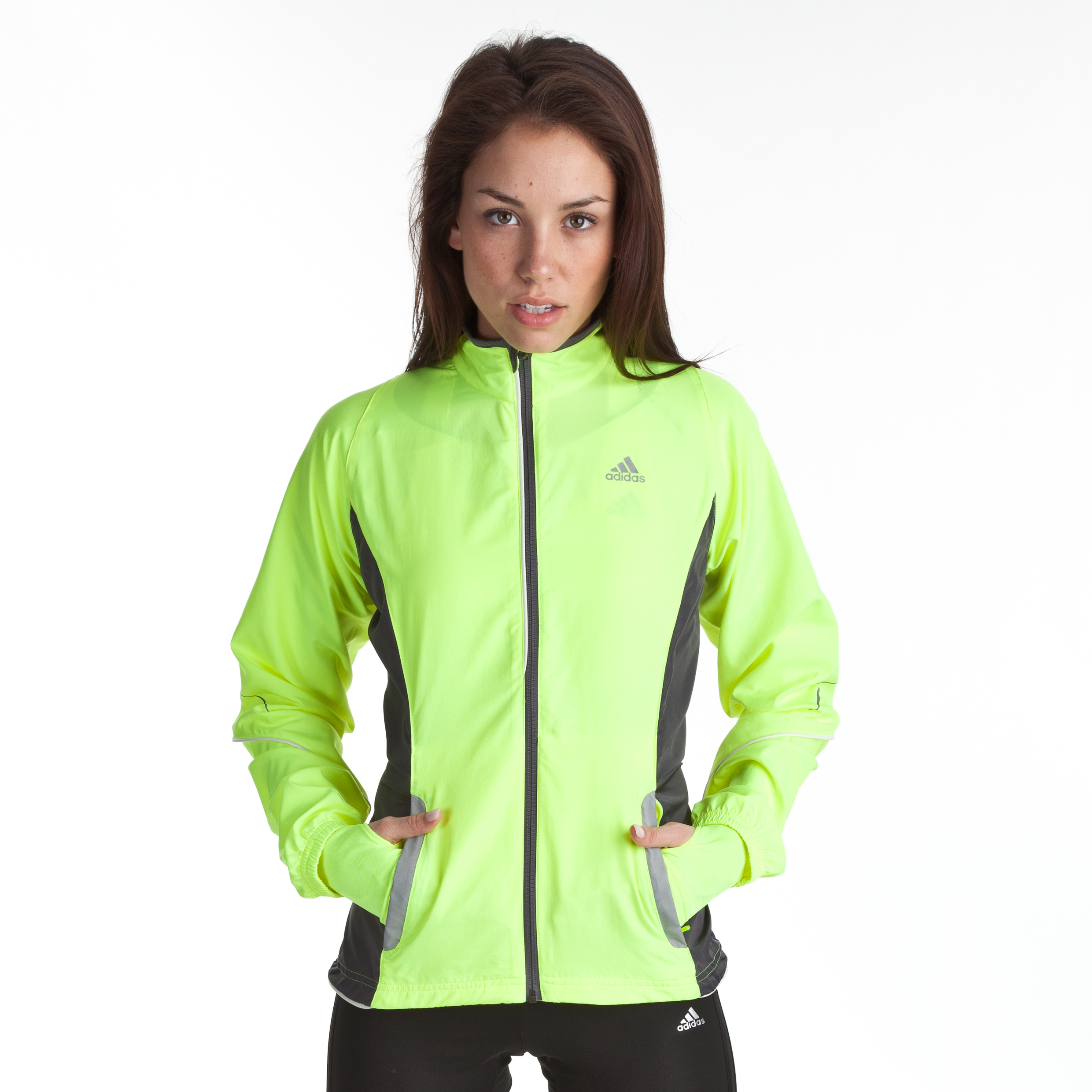 Adidas Supernova High Viz Jacket - Womens