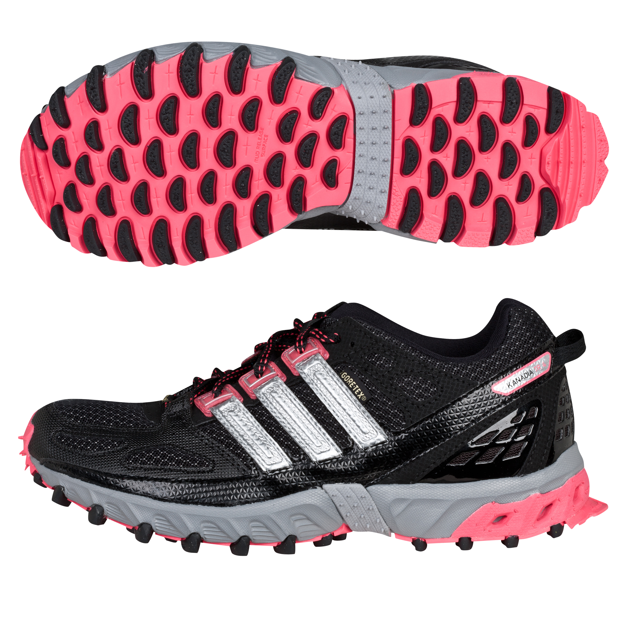 Running Kanadia 4 TR GTX W Trainers - Womens
