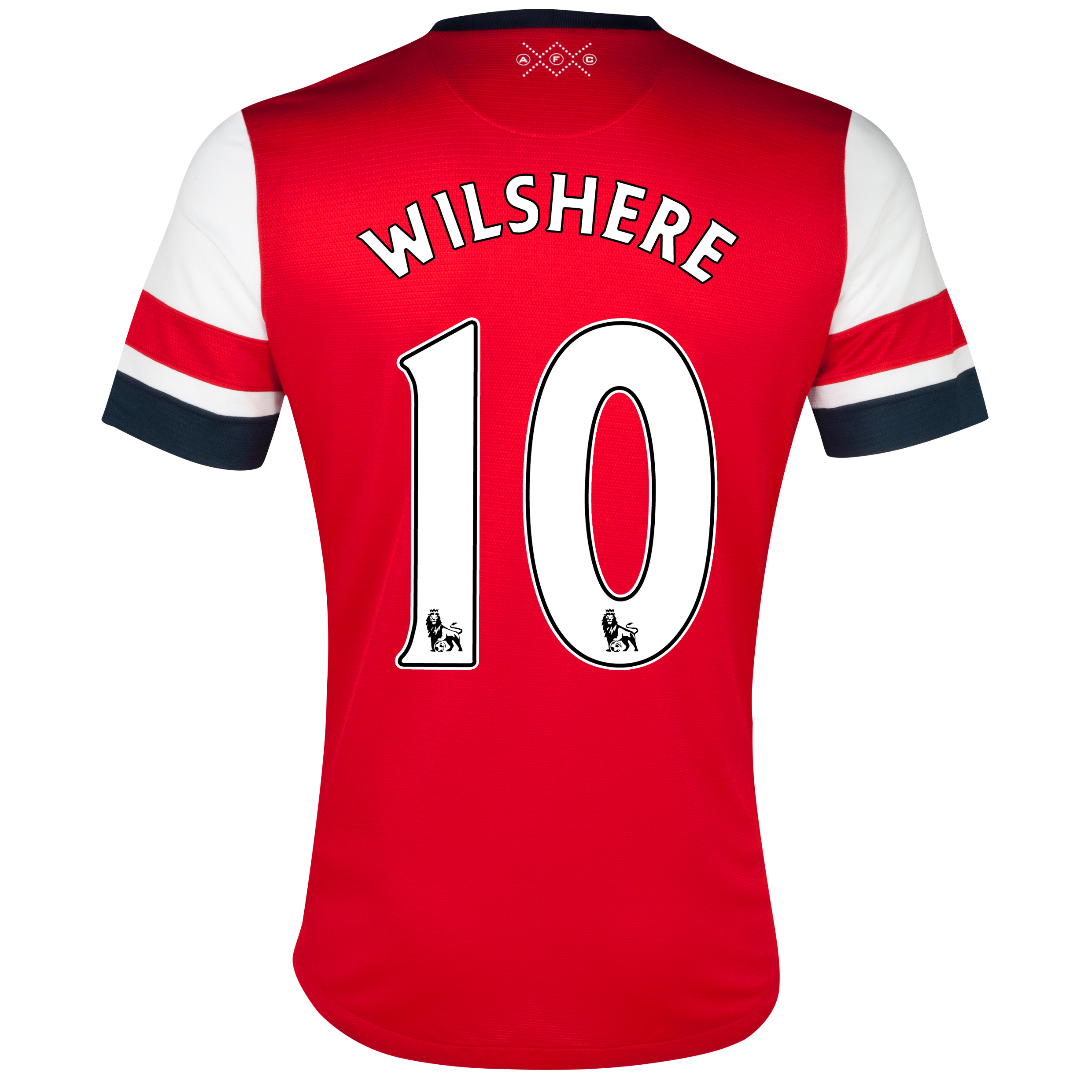 Arsenal  Home Shirt 2012/14 -  Kids with Wilshere 10 printing