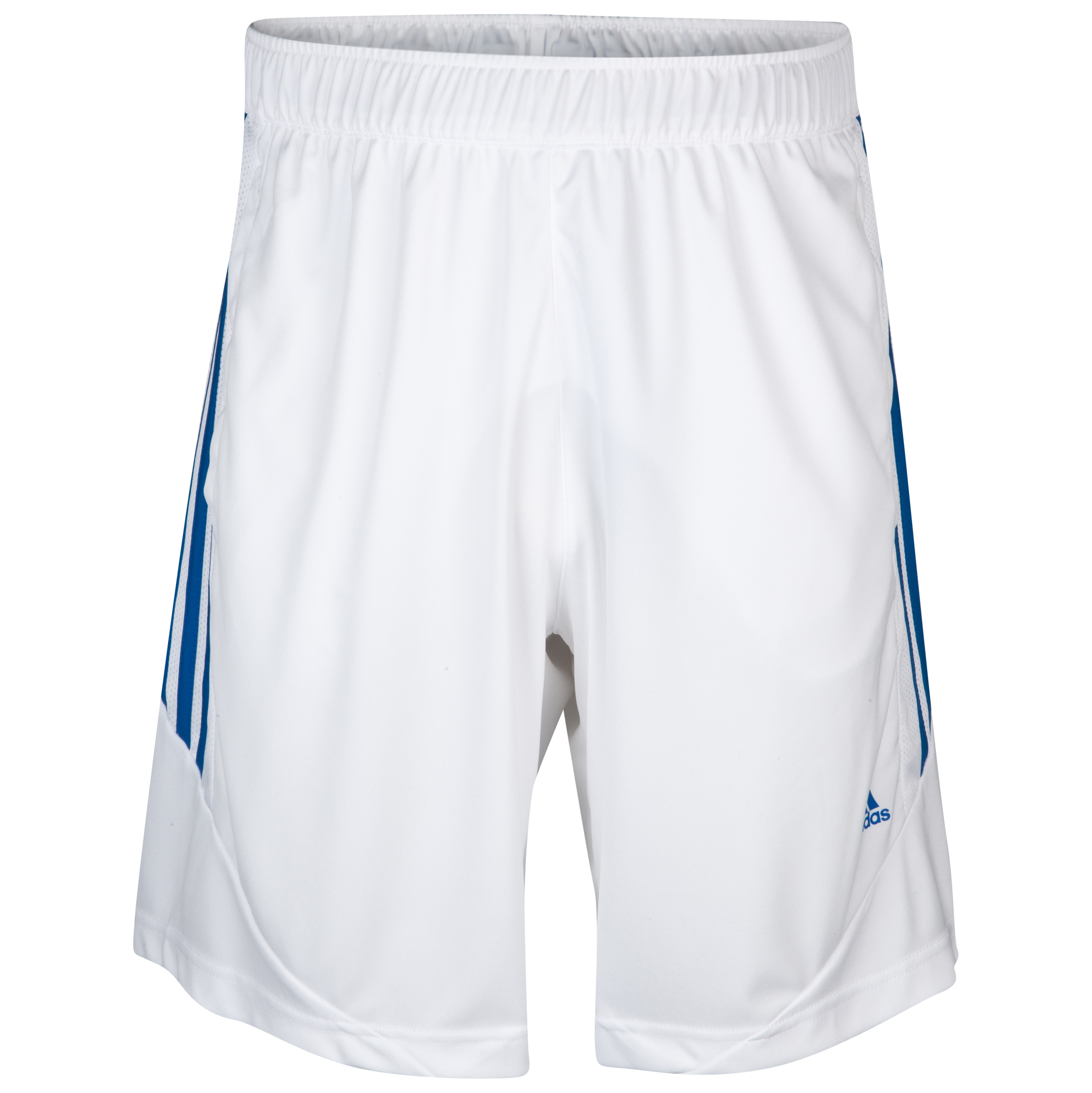 adidas Predator Training Short - White/Prime Blue