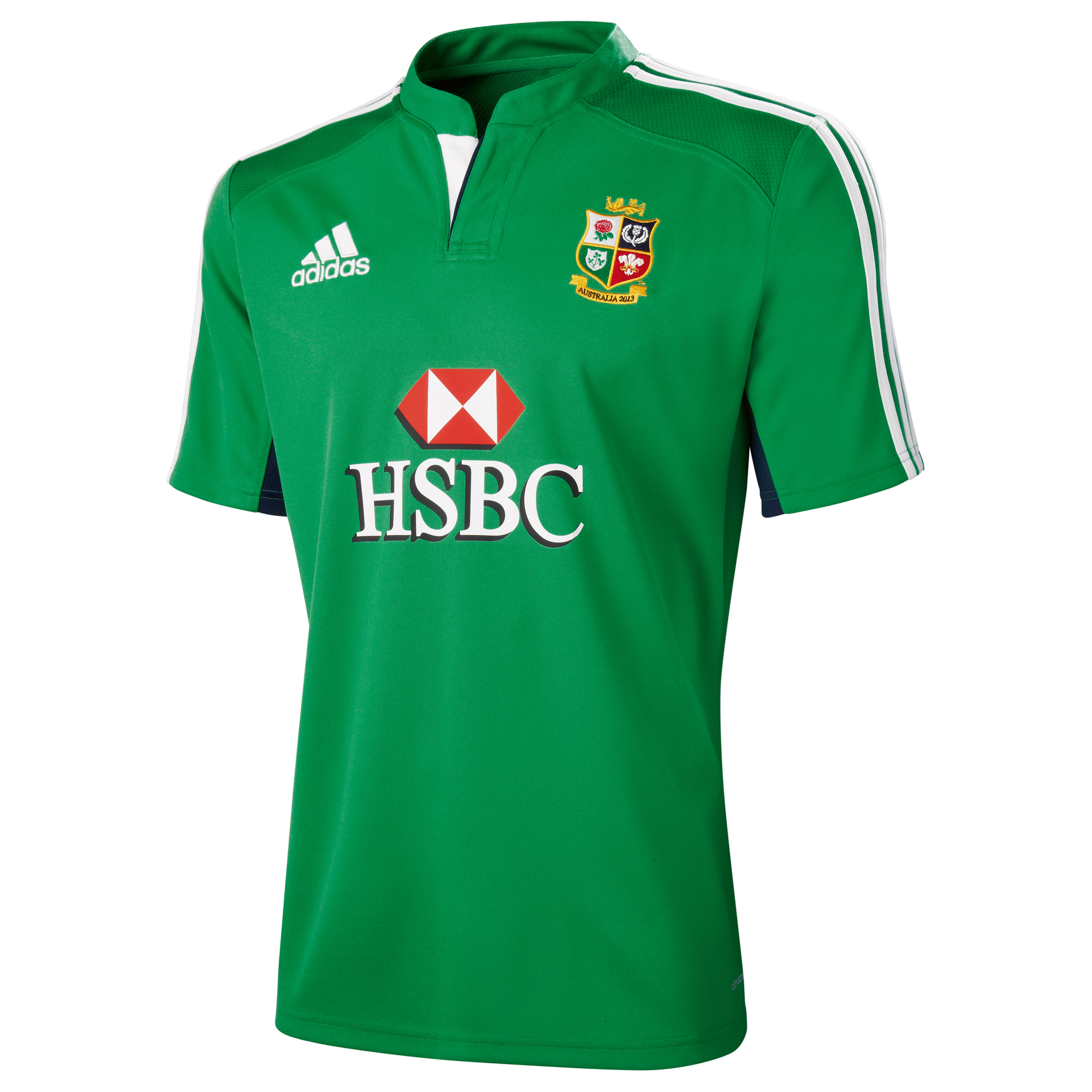 adidas British and Irish Lions Training Top - Prime Green/White