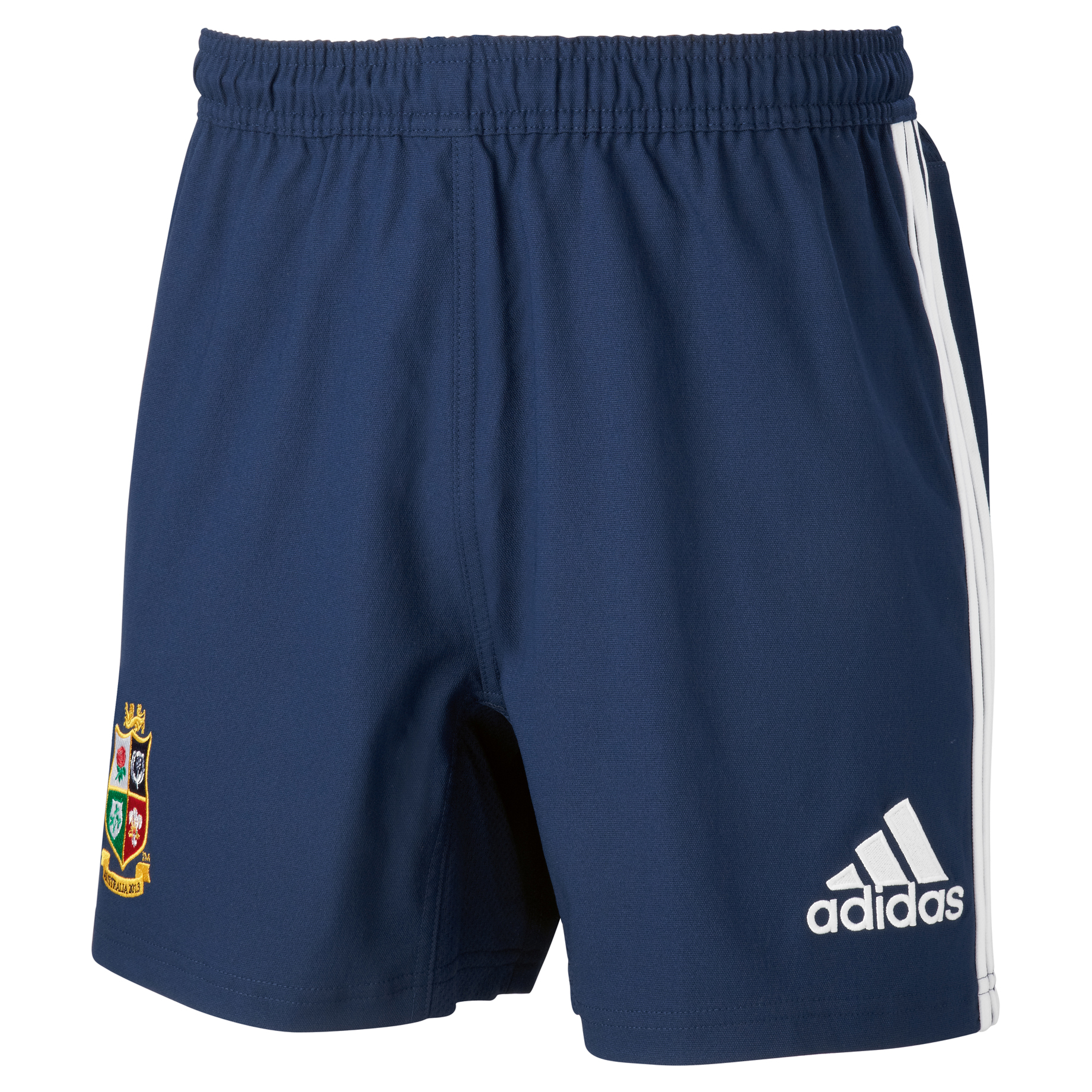 adidas British and Irish Lions Training Shorts - Collegiate Navy/White