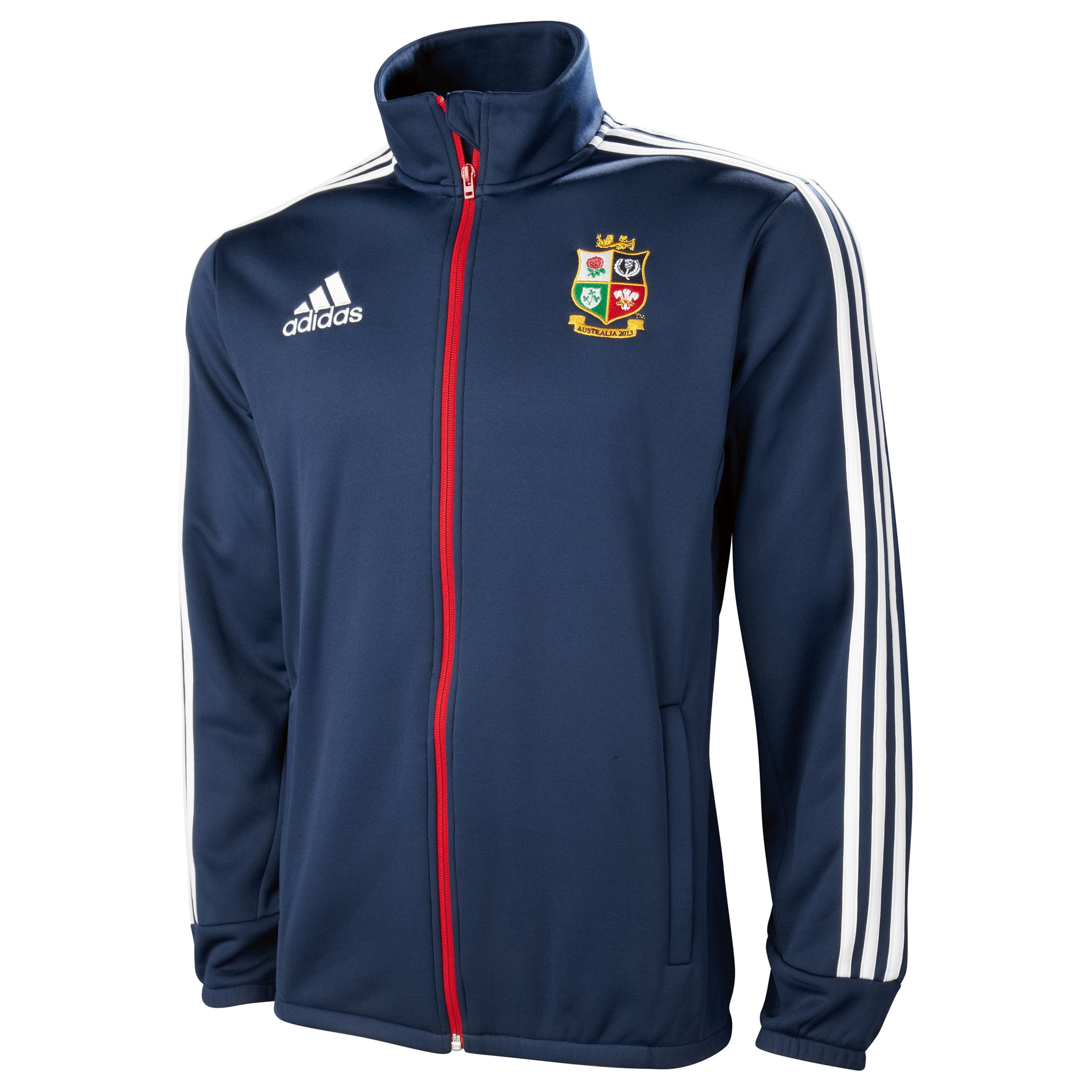 British & Irish Lions Fleece - Collegiate Navy/White