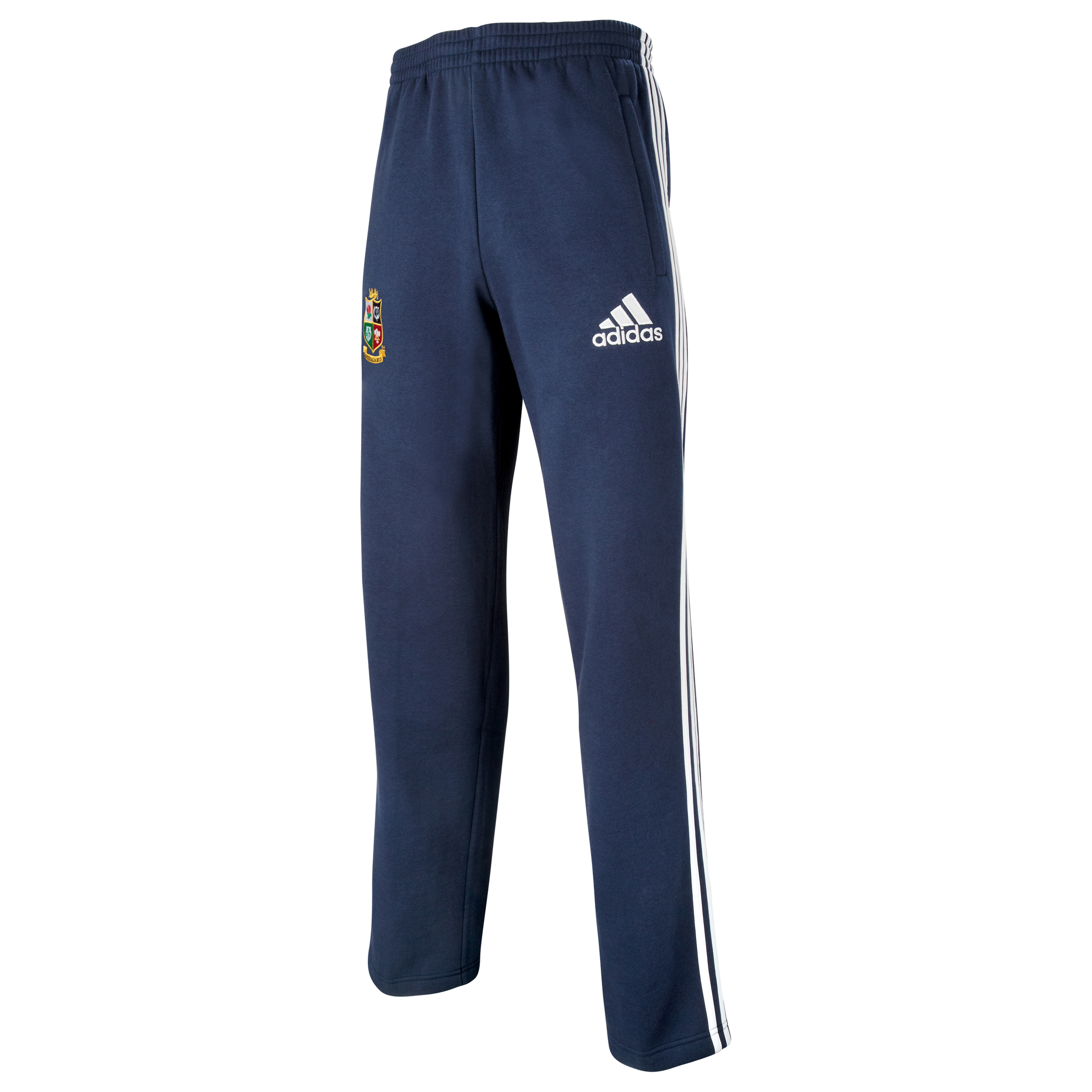 adidas British and Irish Lions Sweat Pants - Collegiate Navy/White