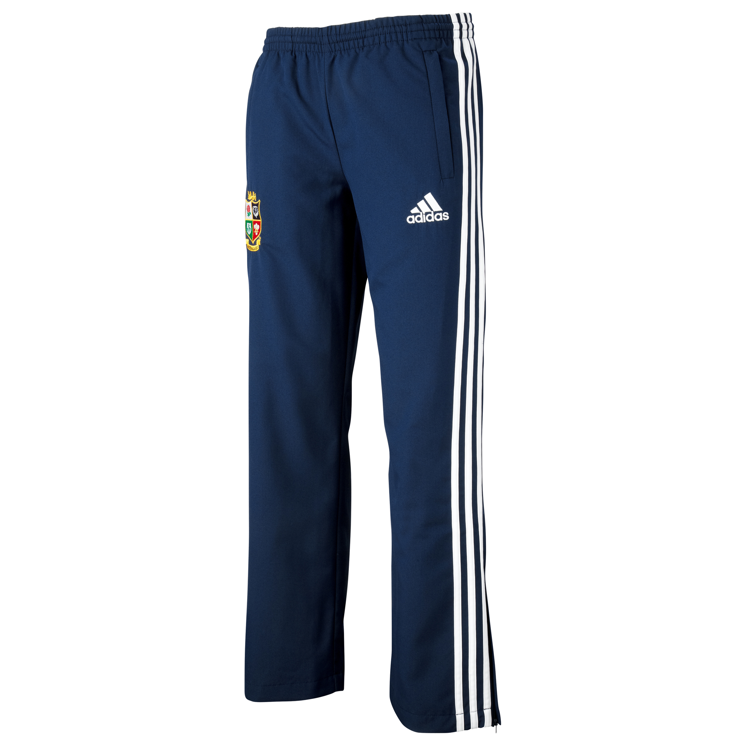 adidas British and Irish Lions Presentation Pants - Collegiate Navy/White - Youths