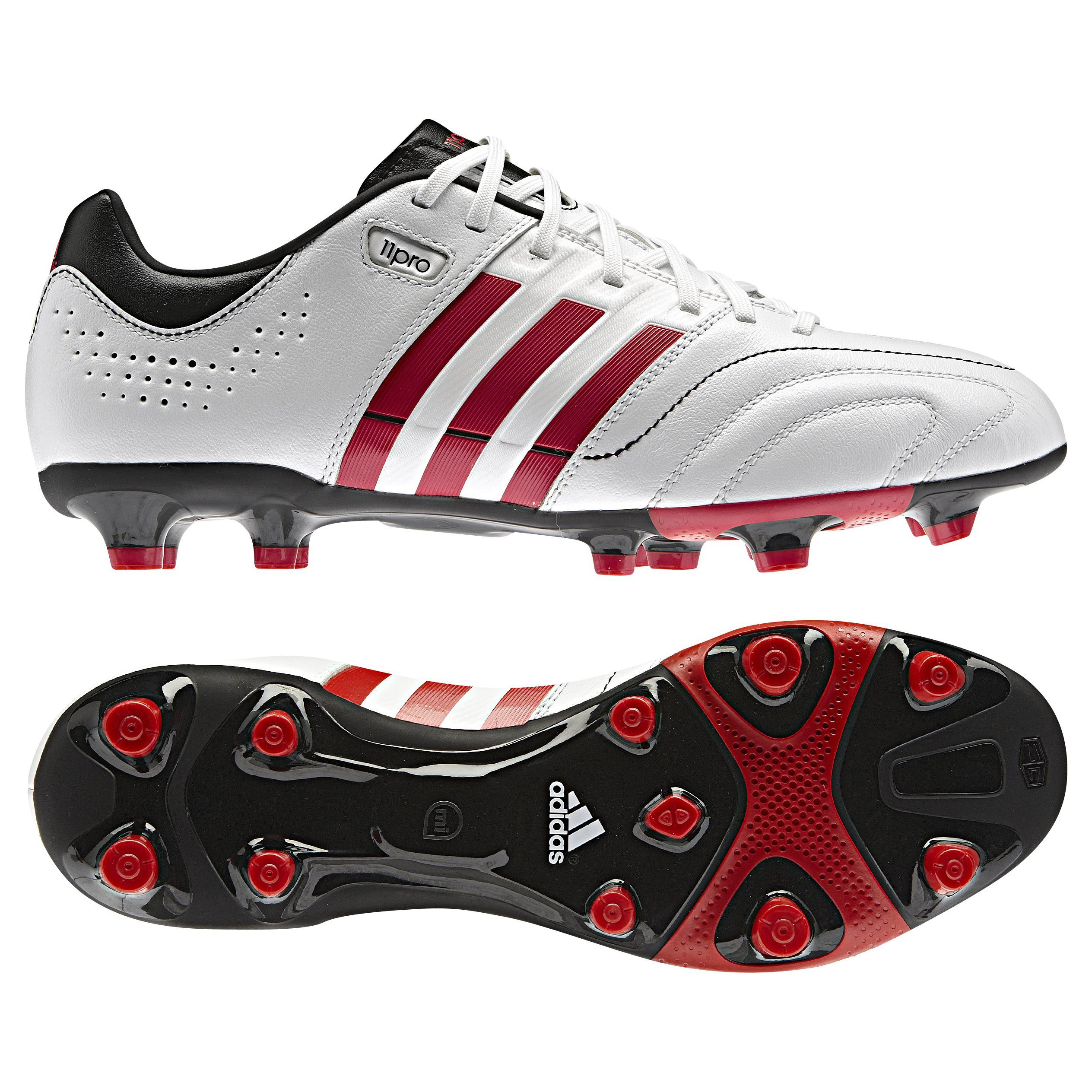 AdiPure 11Core TRX FG White/Vivid Red/Black