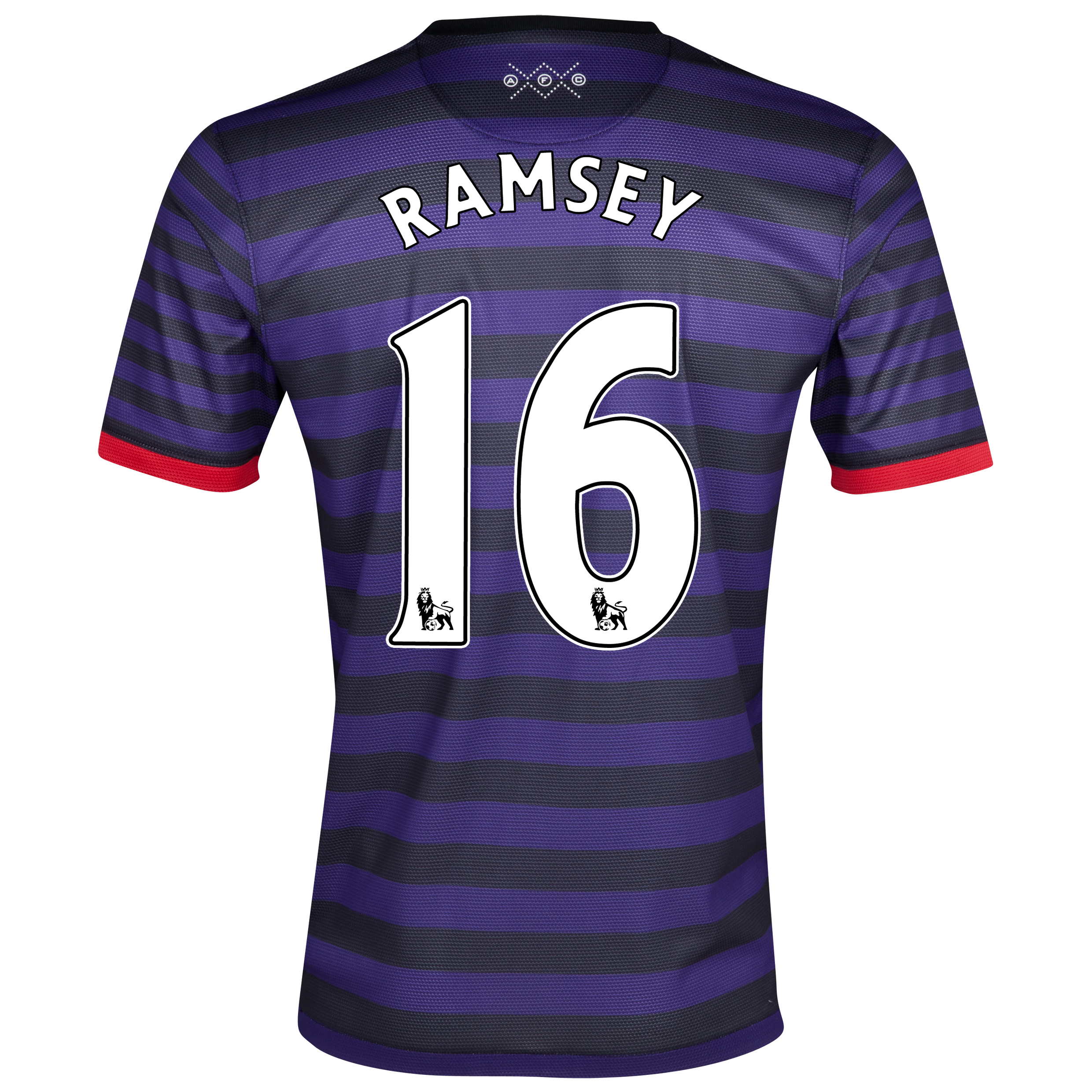 Arsenal Away Shirt 2012/13  - Kids with Ramsey 16 printing