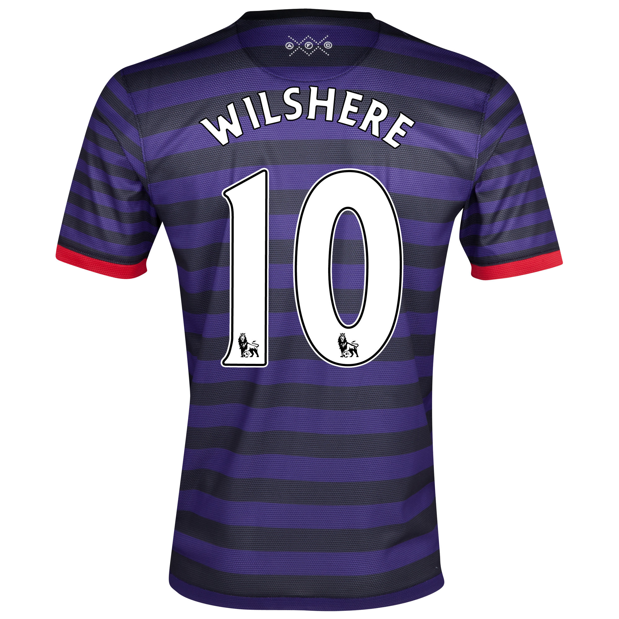 Arsenal Away Shirt 2012/13  - Kids with Wilshere 10 printing