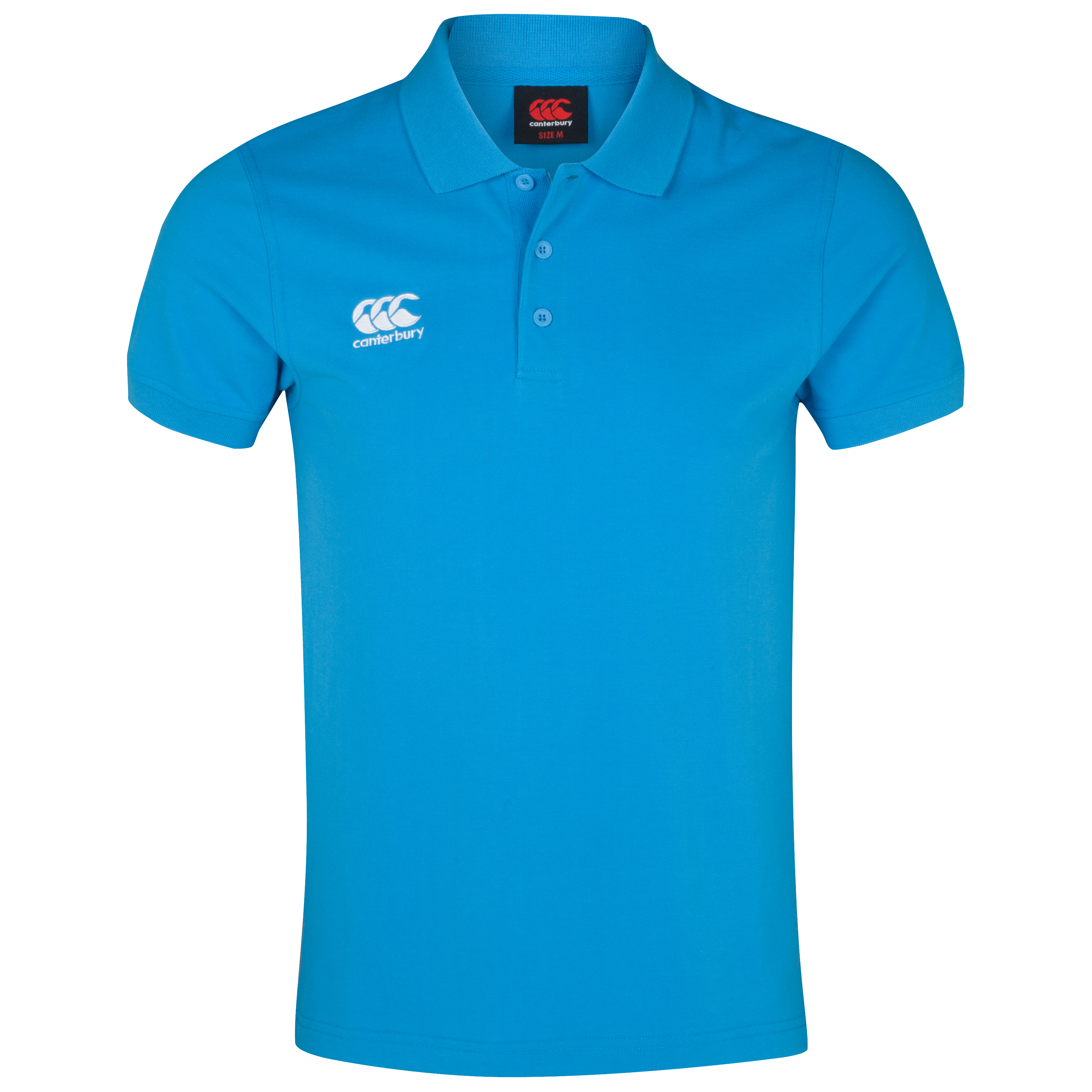 Canterbury Waimak Polo - Malibu Blue