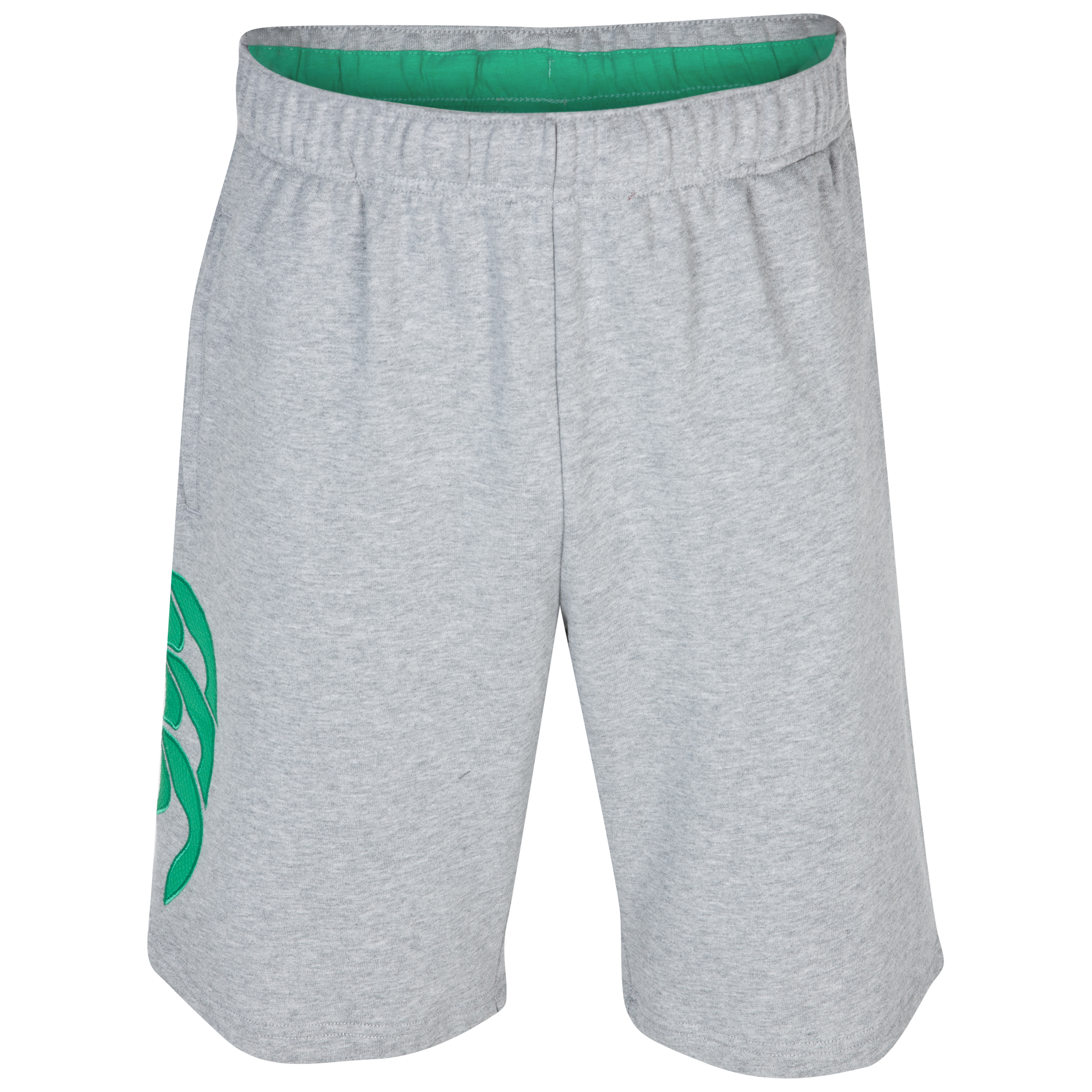 Canterbury Core Sweat Short - Classic Marl/Evergreen