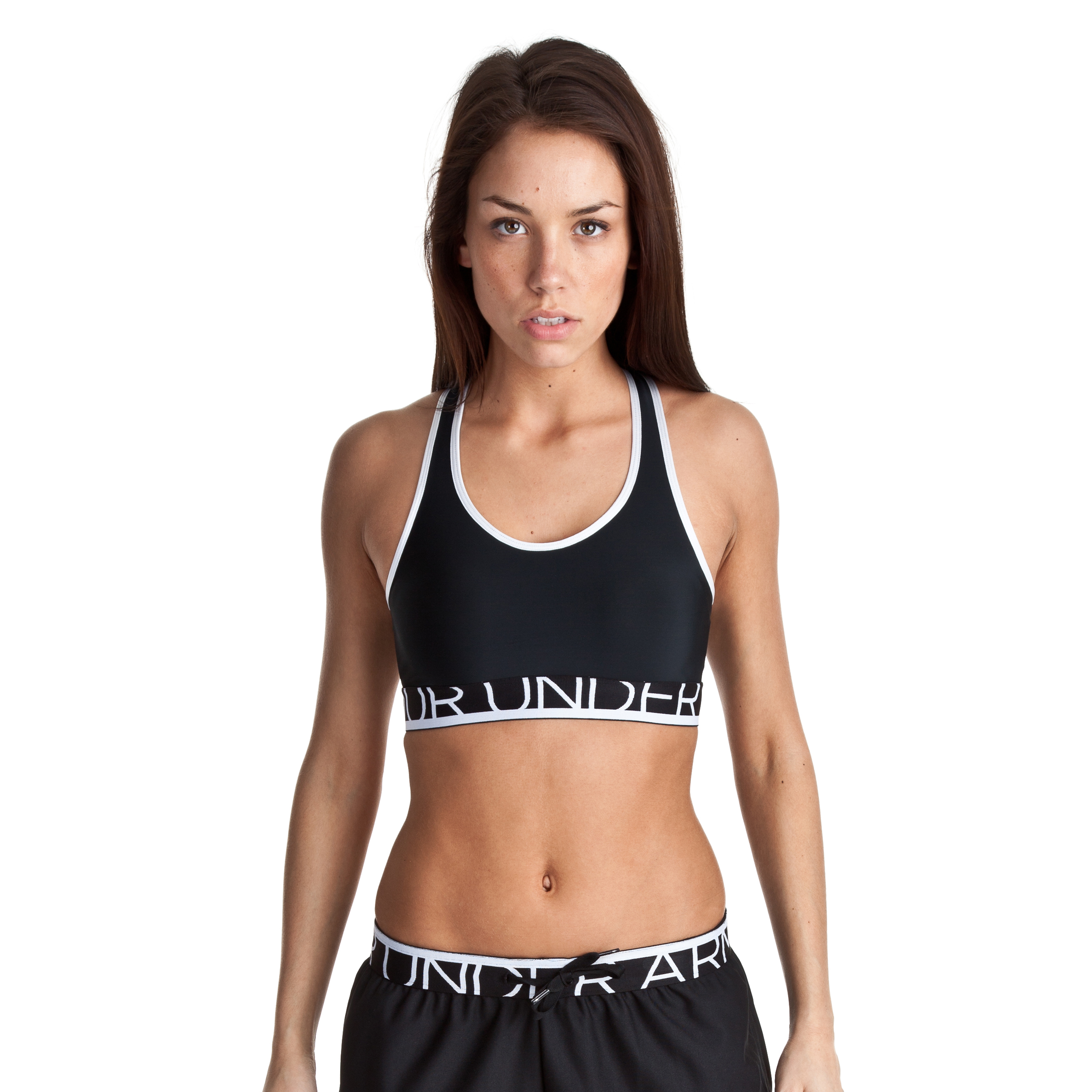 Under Armour Still Gotta Have It Bra - Black/White